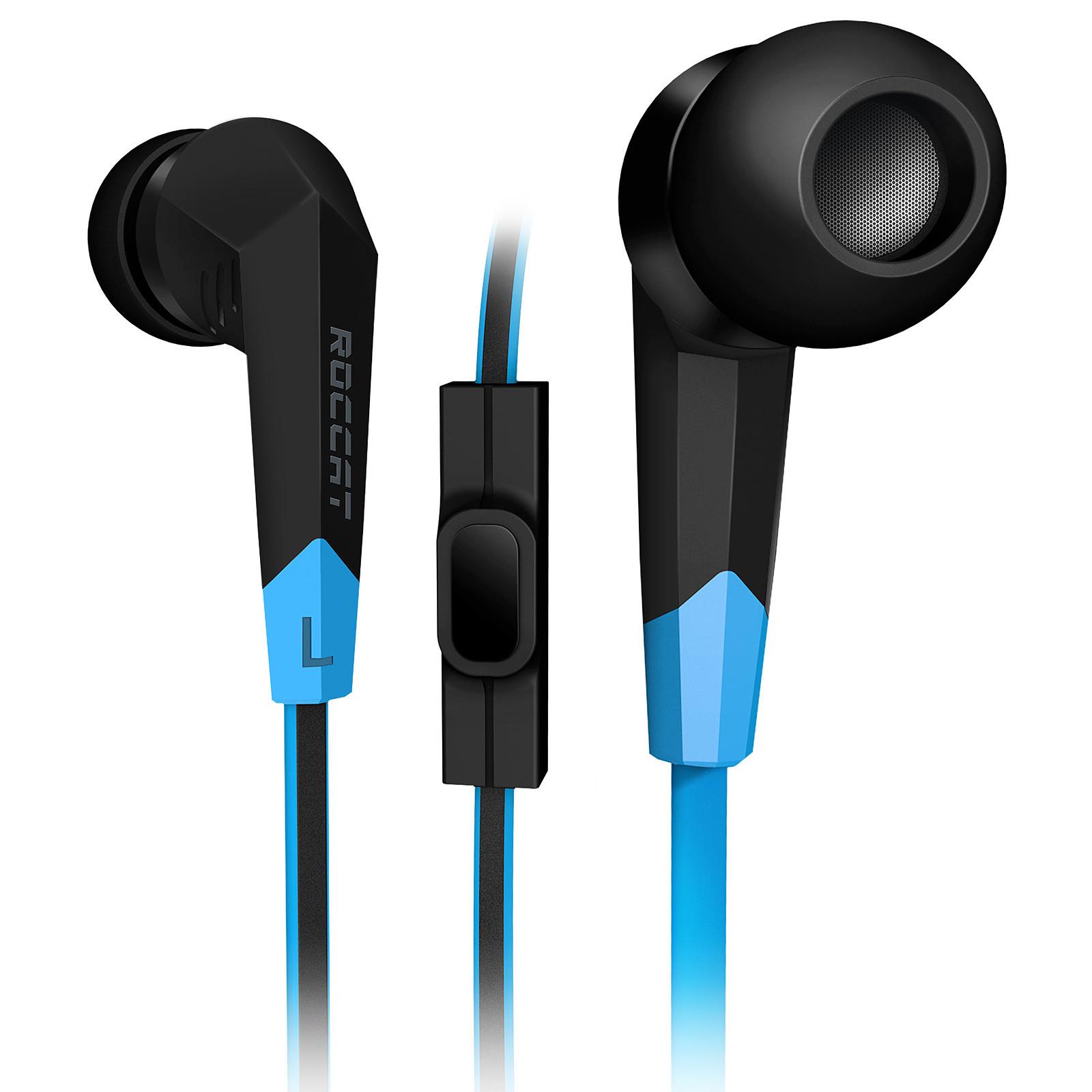 461bbcb3d00 ROCCAT Syva Ecouteurs intra-auriculaires avec microphone pour gamer ...