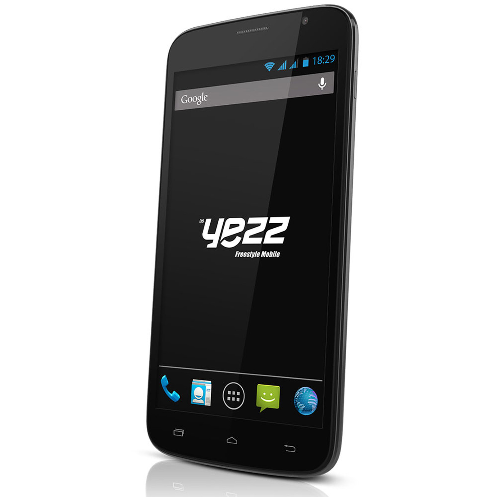 Chargeur induction Yezz Andy AC5V   GSM55
