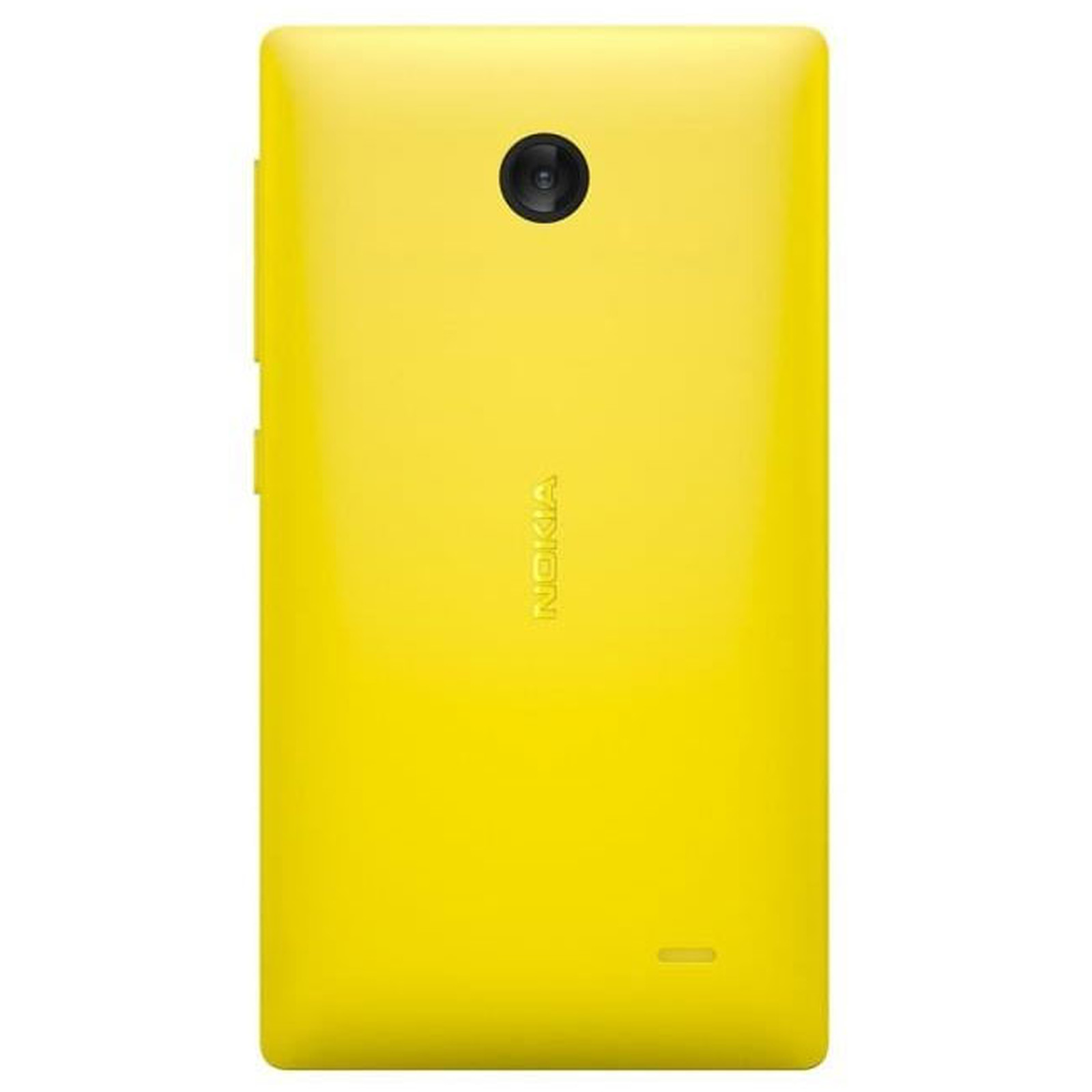Nokia Coque de protection CC-3080 Jaune Nokia X