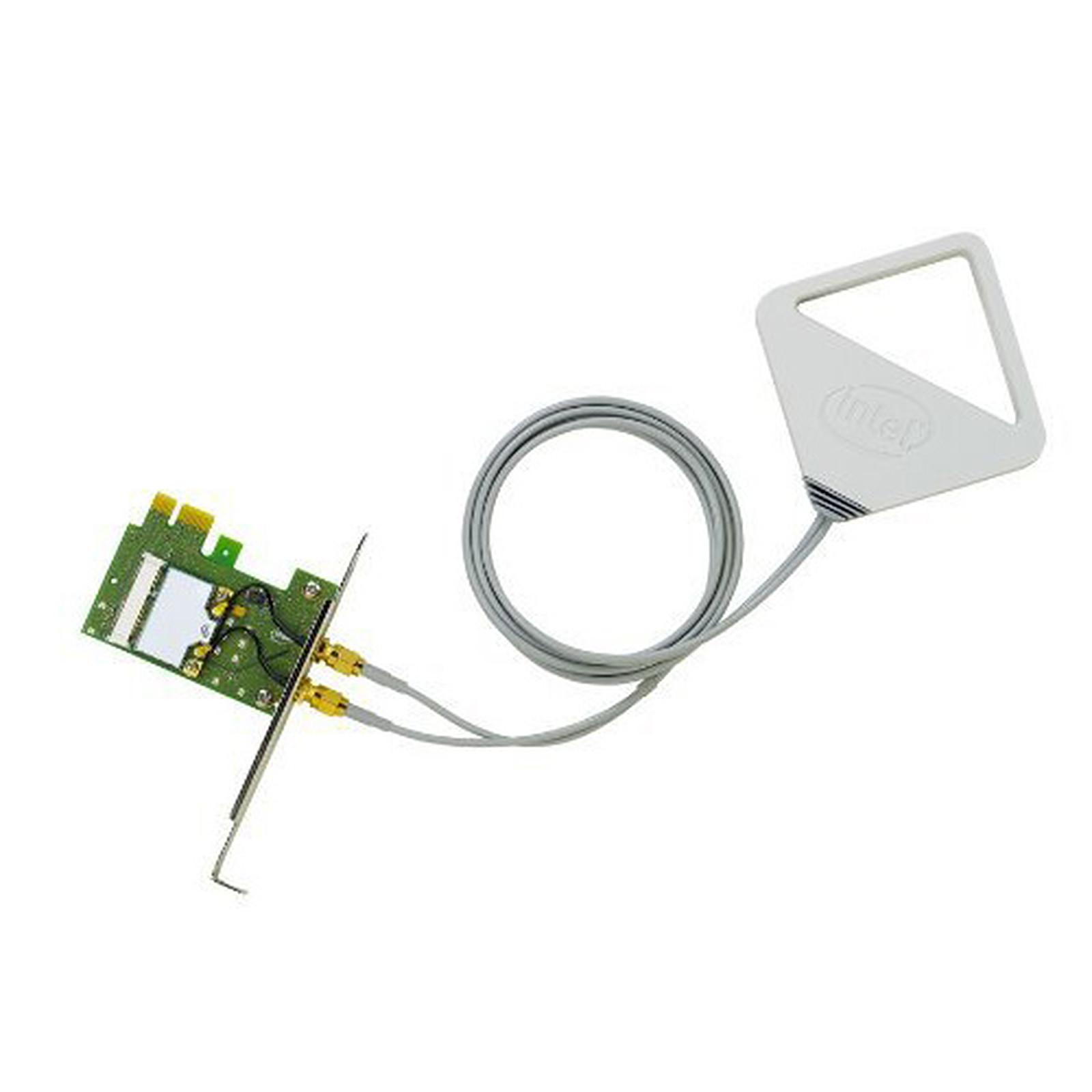 Intel Centrino Dual Band Wireless-AC 7260 + Bluetooth Adapter (version bulk)
