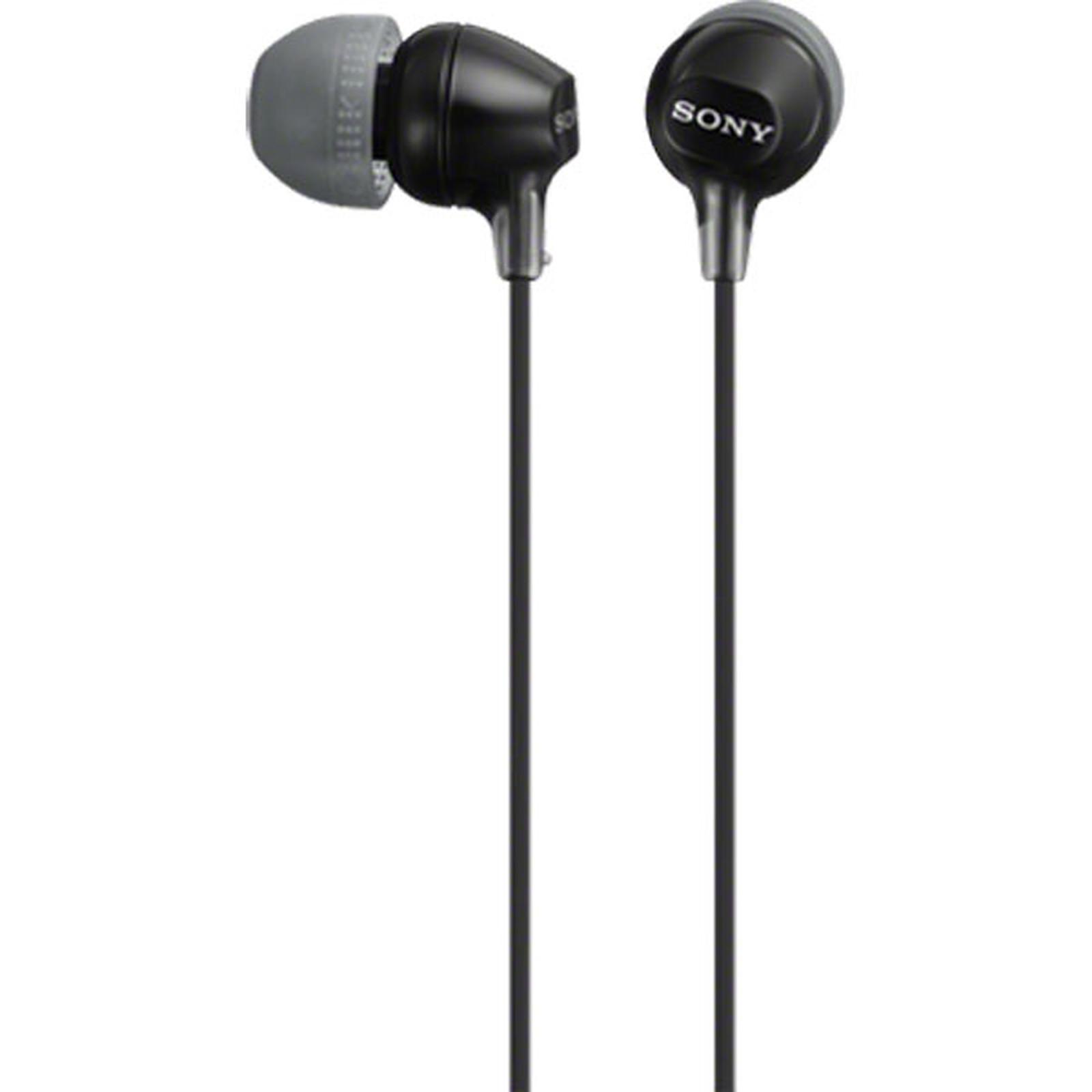 Sony MDR-EX15LP Noir