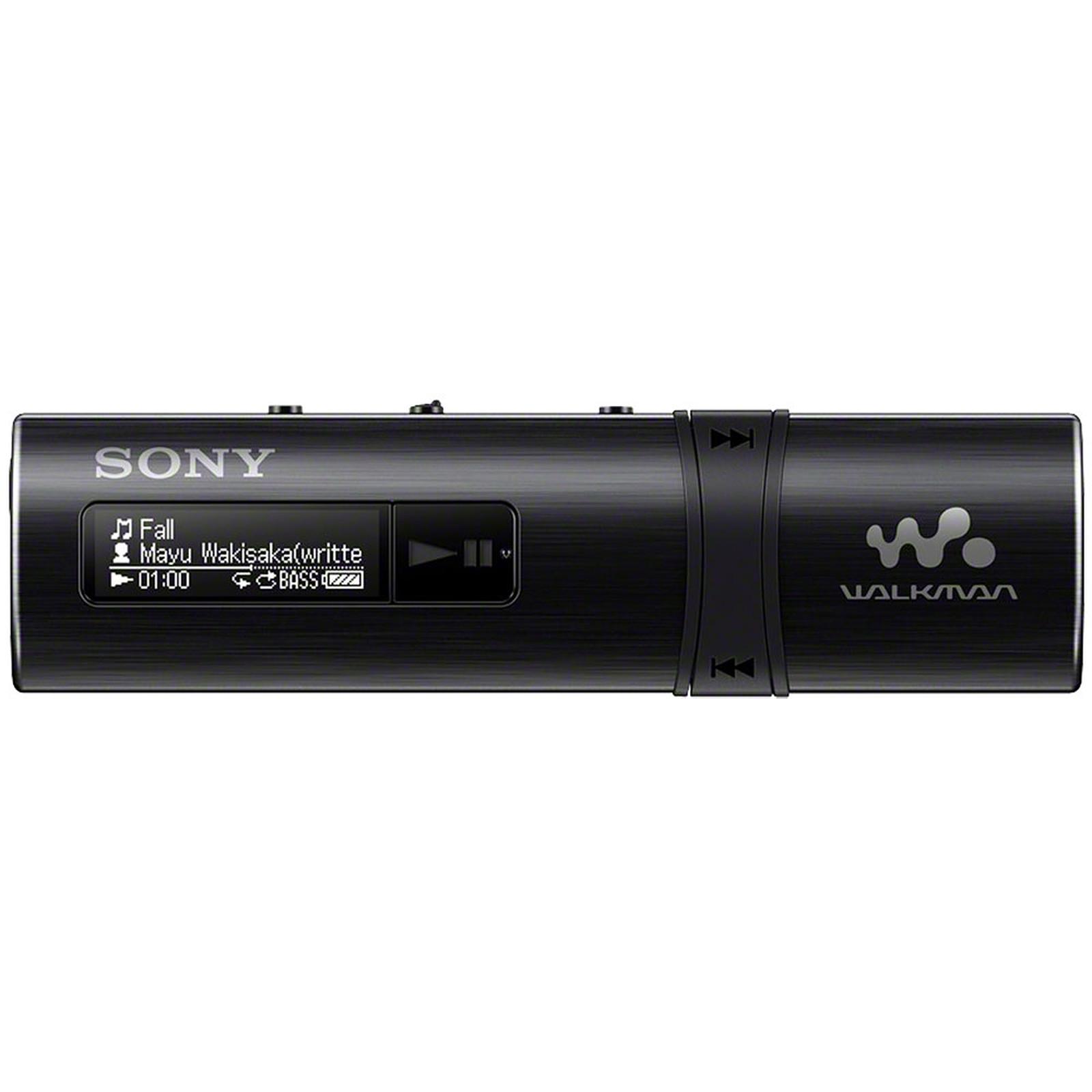 Sony NWZ-B183F Noir