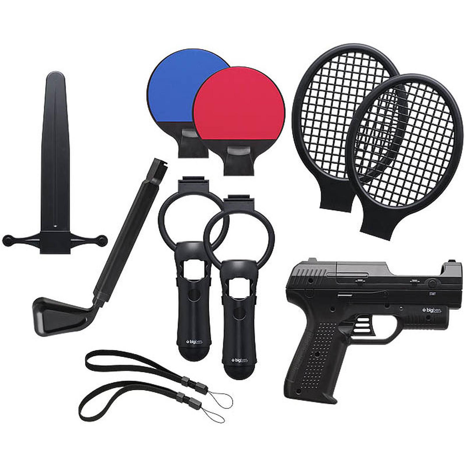 Bigben Pack d'accessoires (PS3)