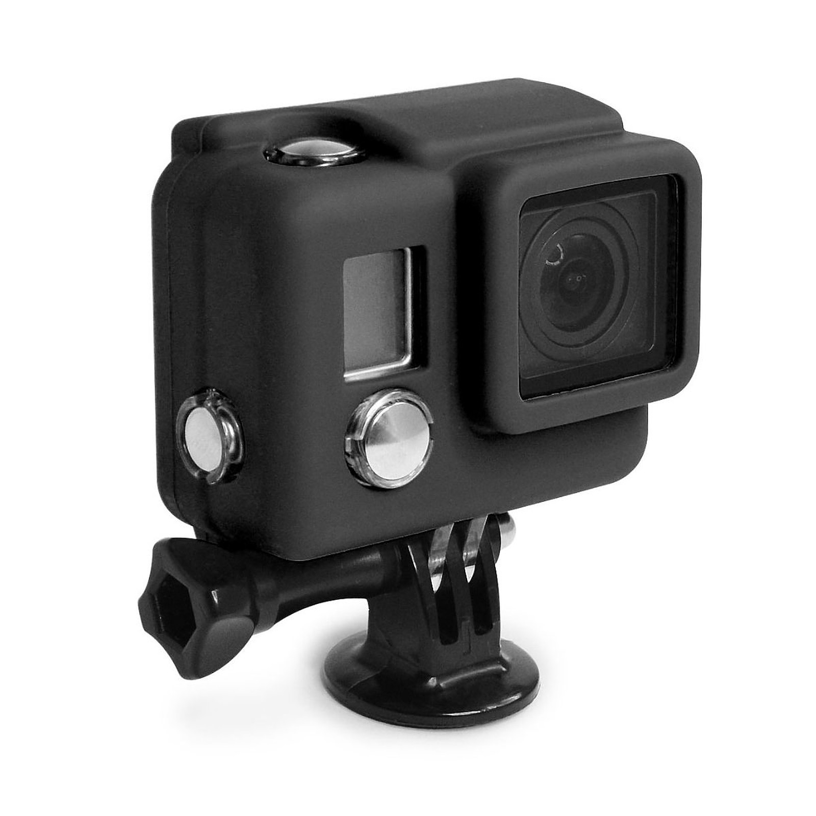 XSories Silicone Cover Hero3+ Noir