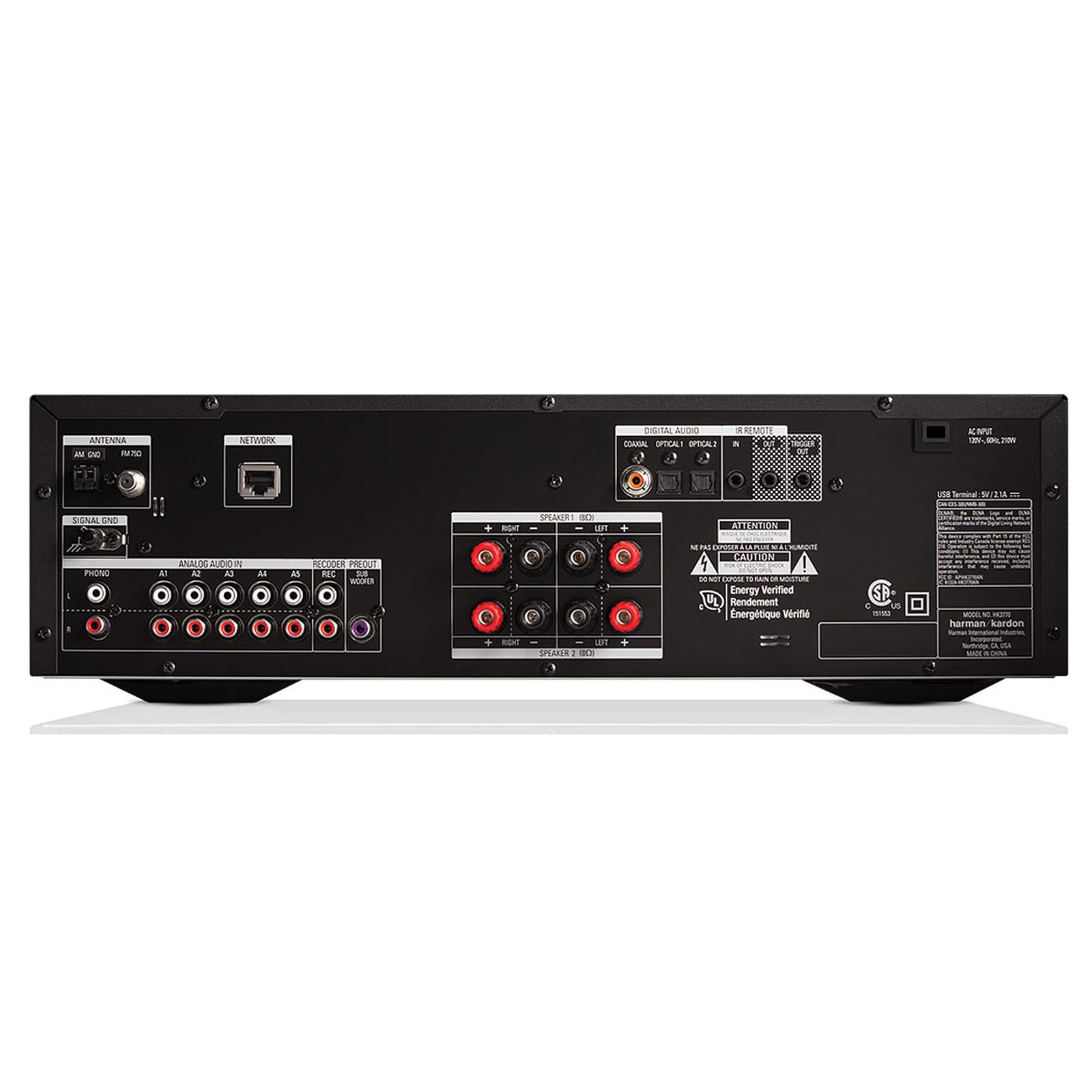 harman kardon hk3770 amplificador hifi harman kardon en. Black Bedroom Furniture Sets. Home Design Ideas