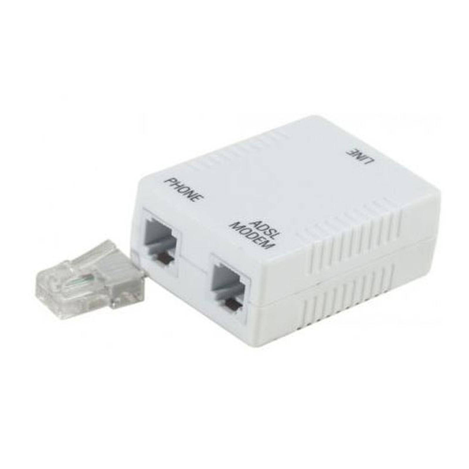 Filtro ADSL RJ45 / RJ11