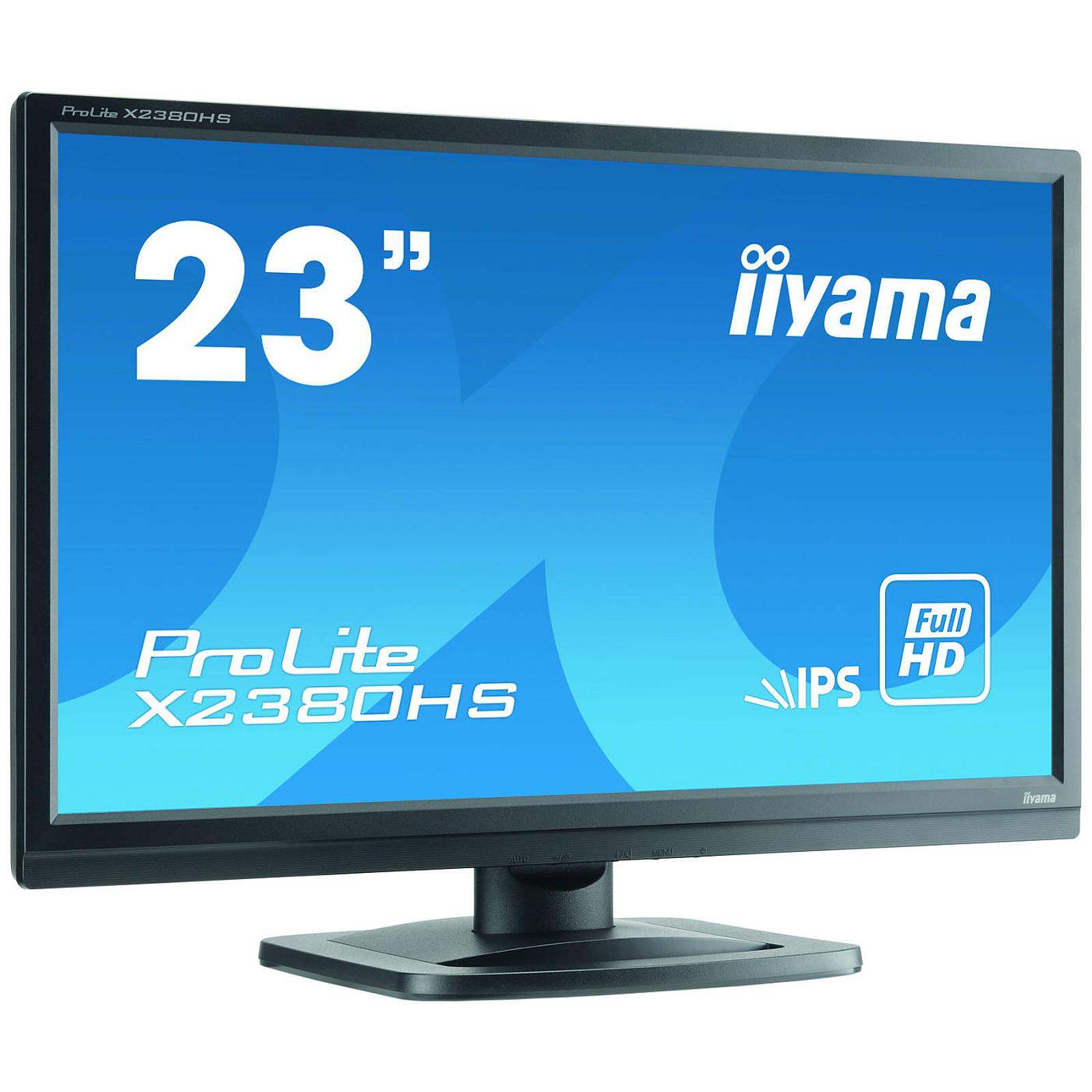 "iiyama 23"" LED - ProLite X2380HS-B1"