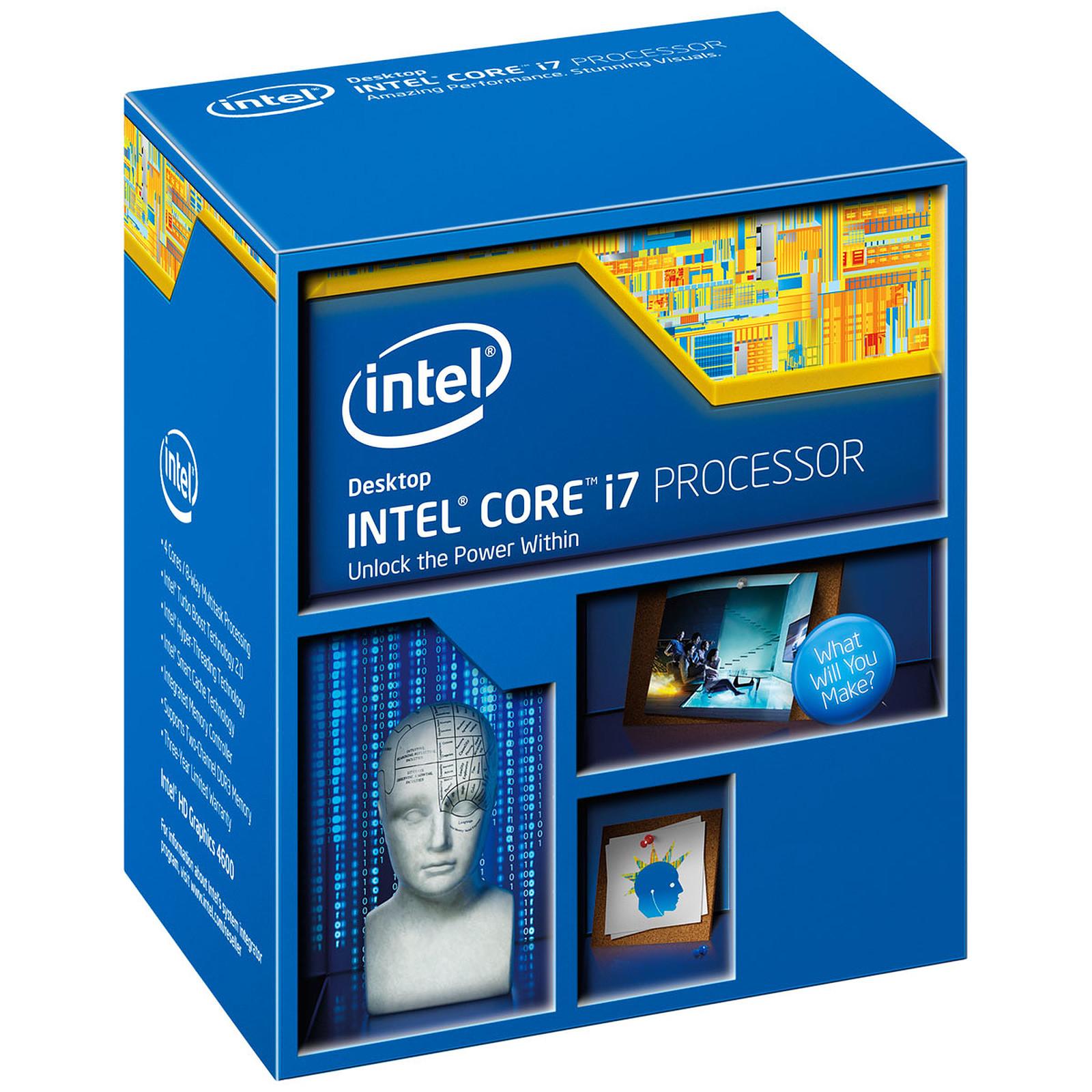 Intel Core i7-4790K (4.0 GHz)
