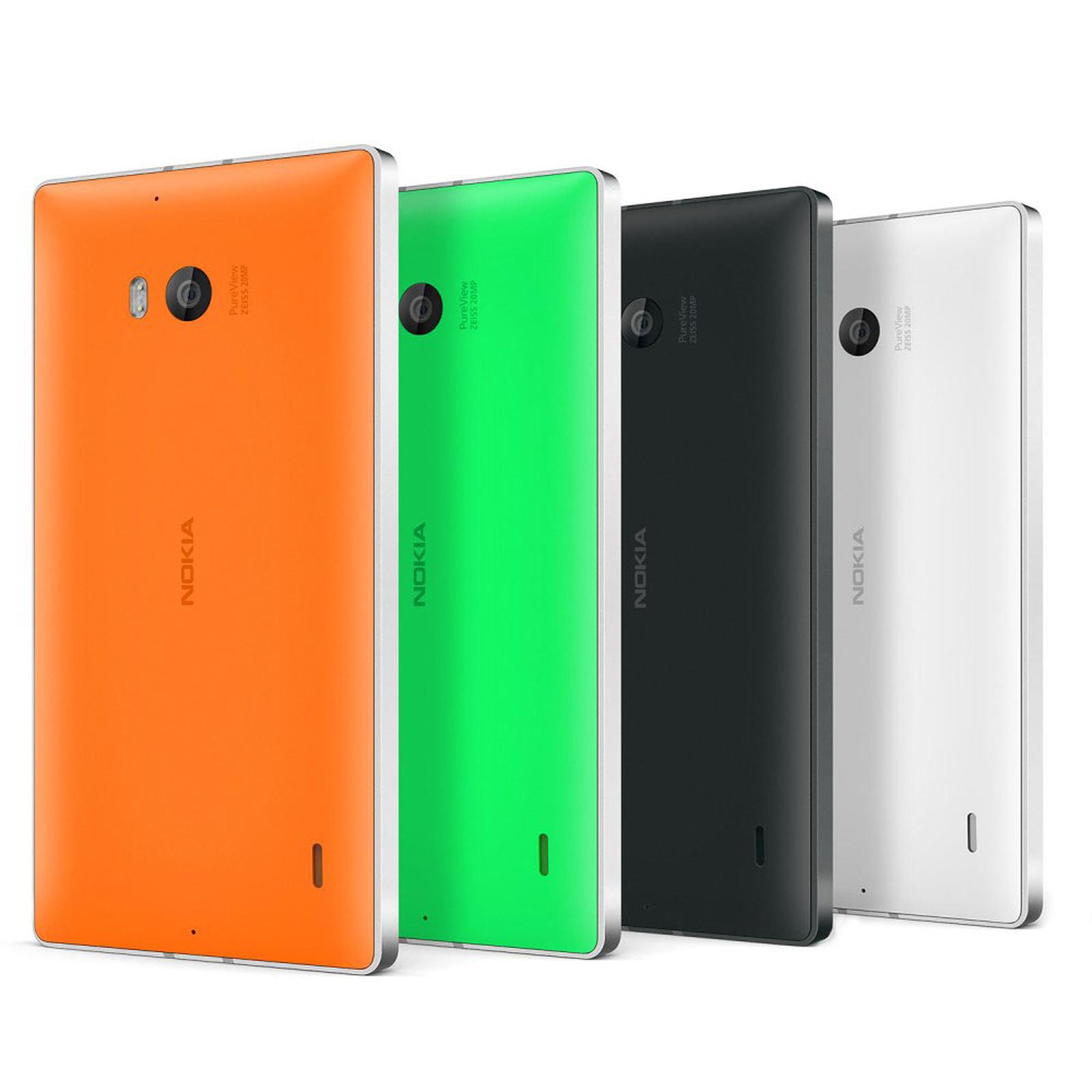 Nokia Lumia 930 Orange Mobile Smartphone Nokia Sur Ldlc