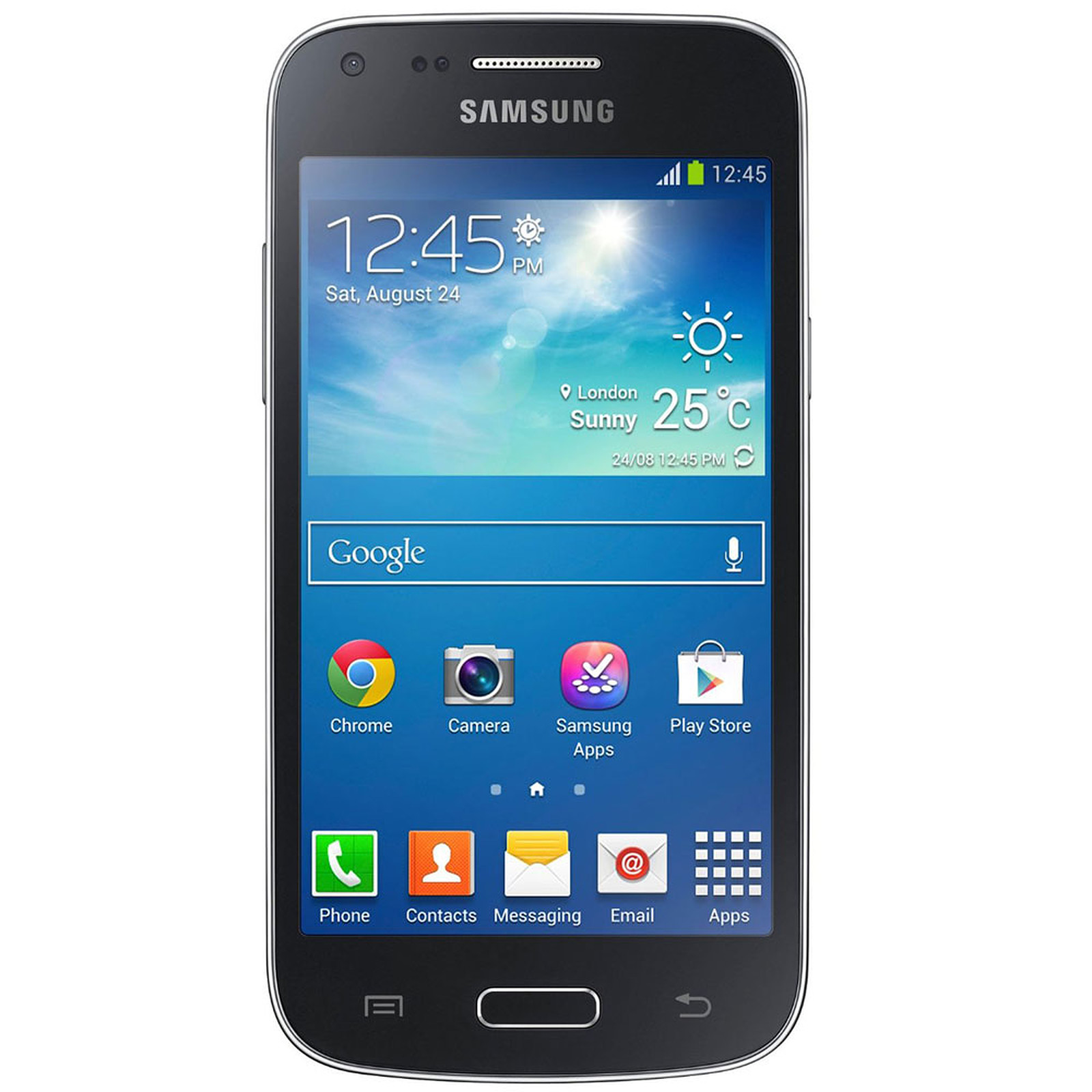 Samsung Galaxy Core Plus SM-G350 Noir - Mobile & smartphone ...