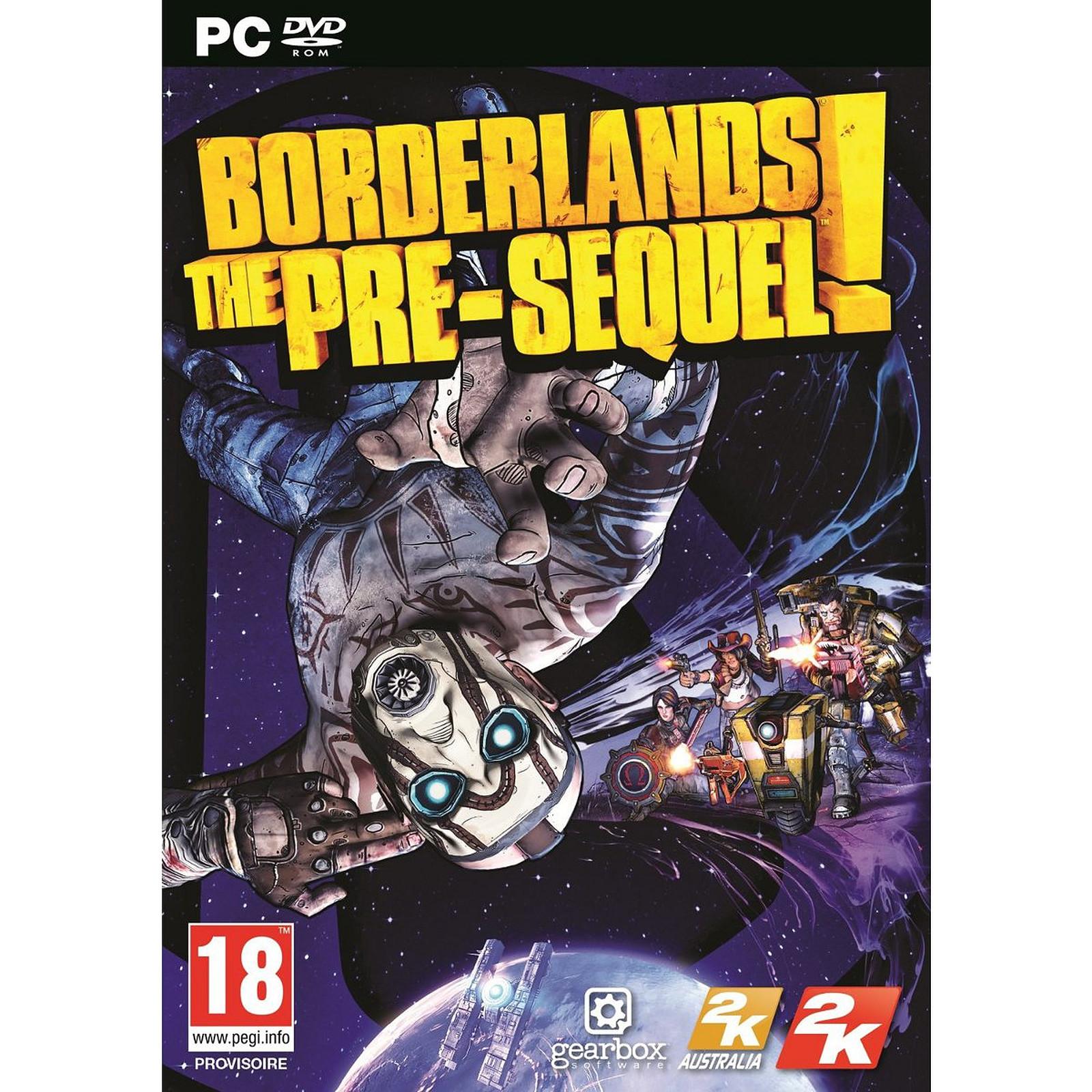 Borderlands : The Pre-Sequel (PC)