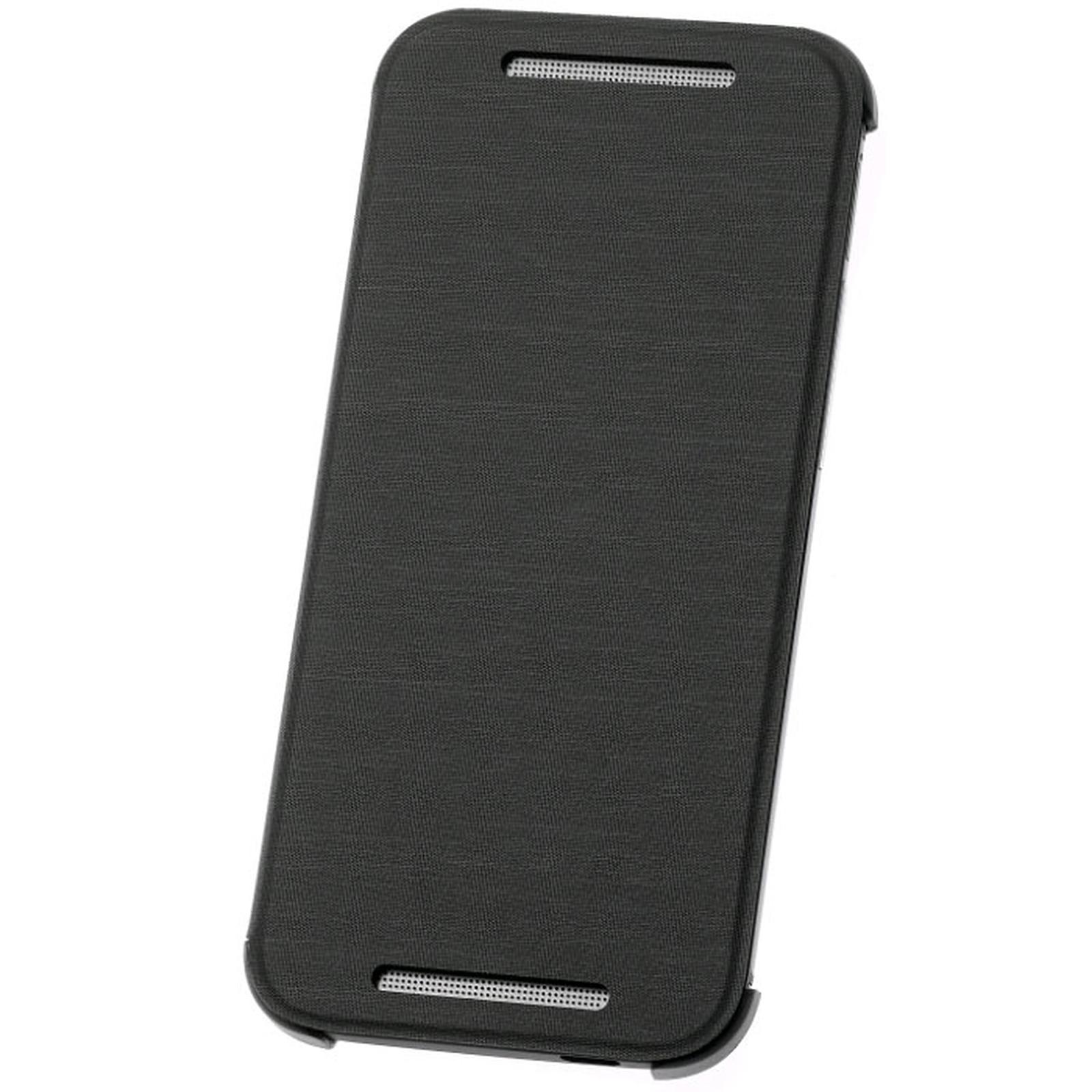 HTC Etui Folio Flipcase Gris HTC One mini 2