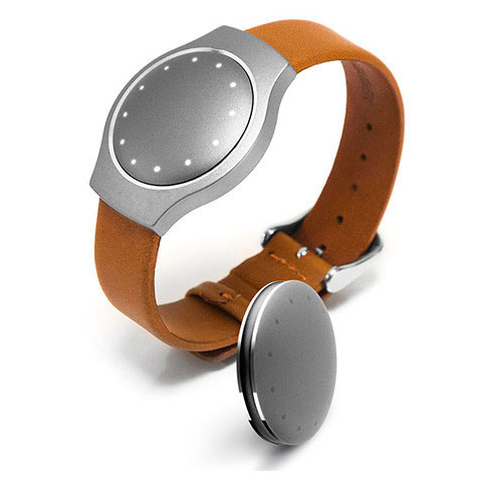 Misfit Leather Band Natural