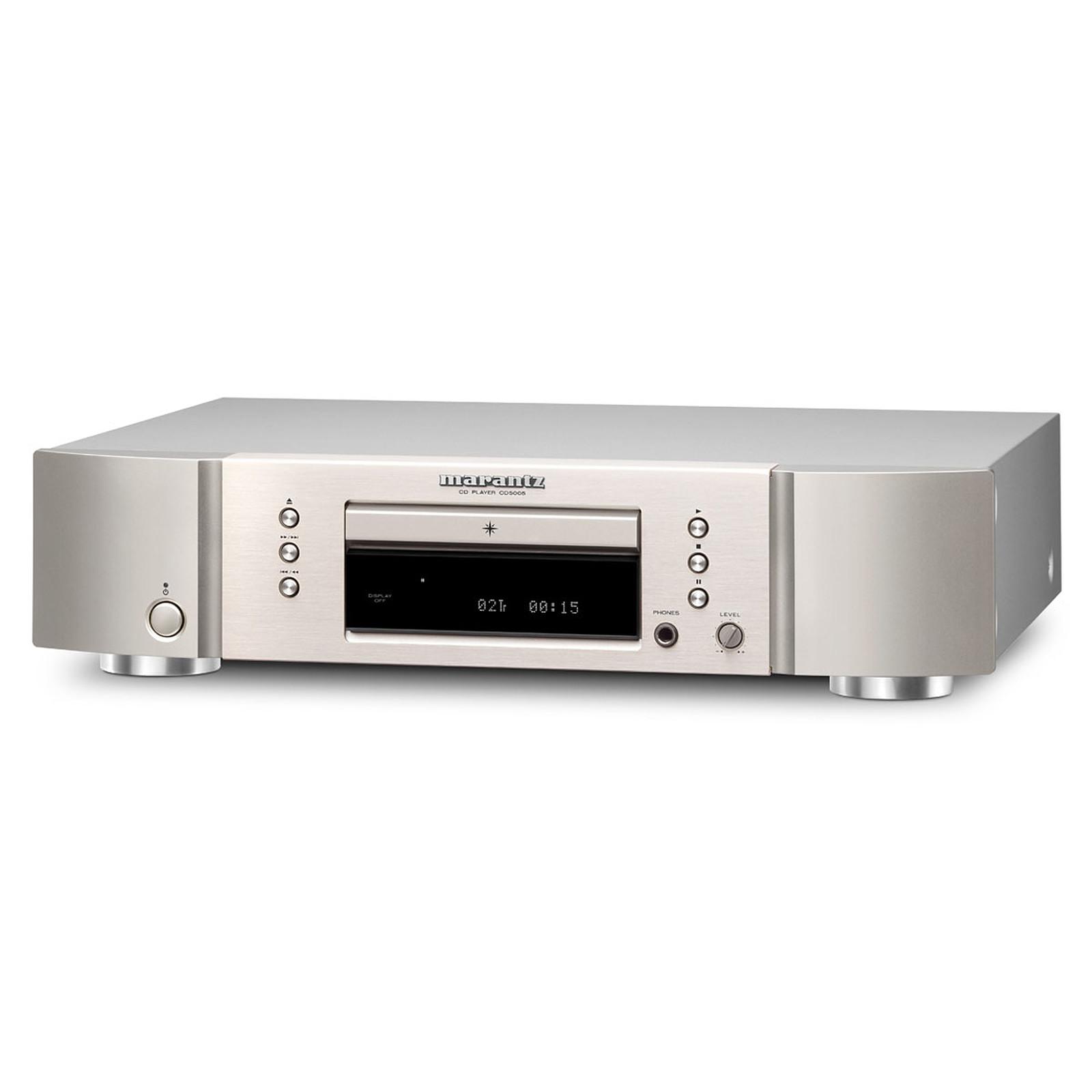 Marantz CD5005 Silver / Gold