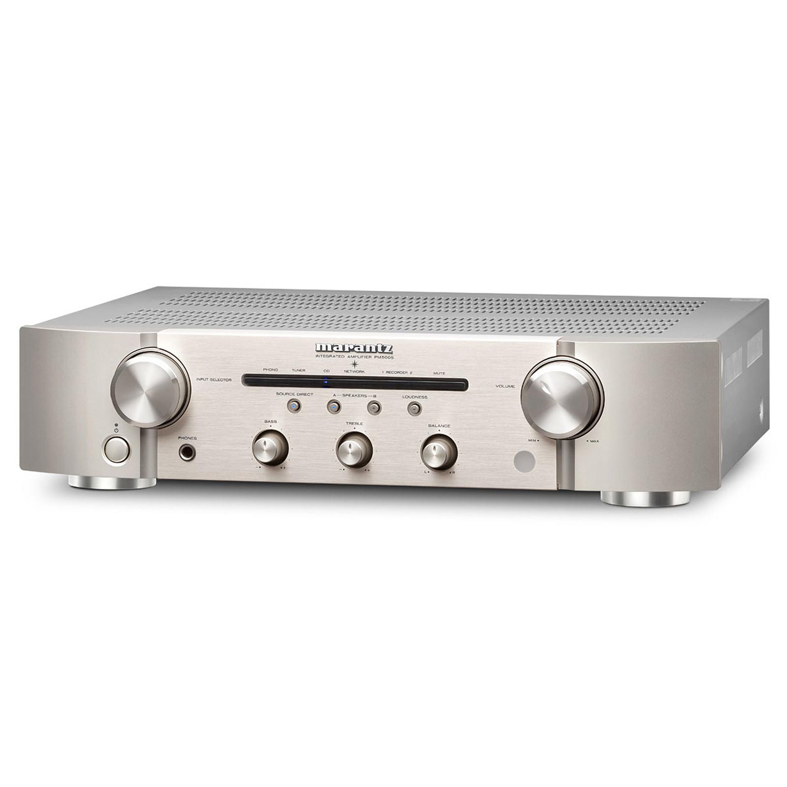 Marantz PM5005 Silver / Gold