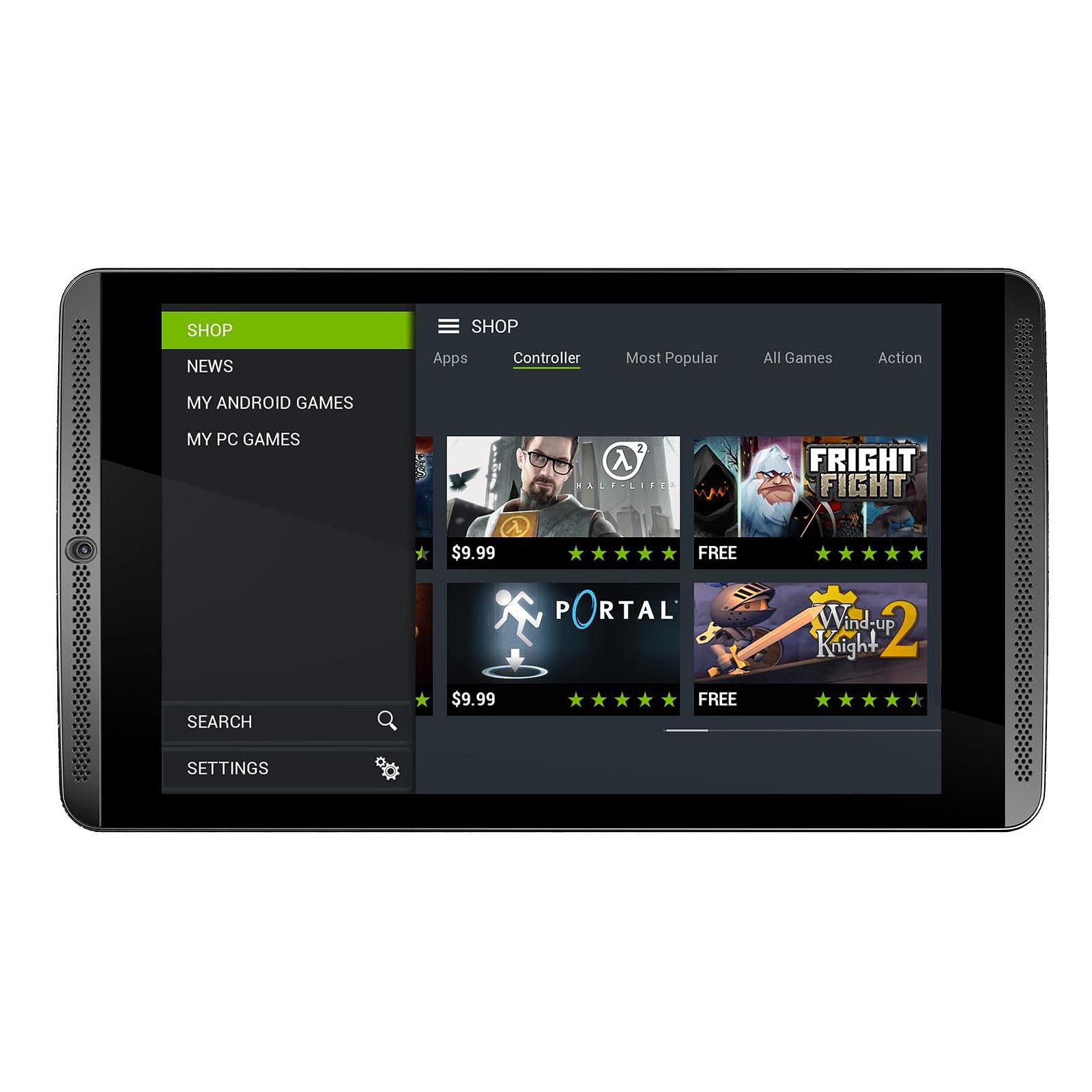 "NVIDIA SHIELD Tablet LTE 8"" 32 Go Noir"