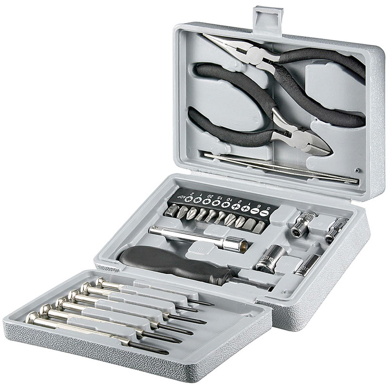 Caja de herramientas (25 piezas)