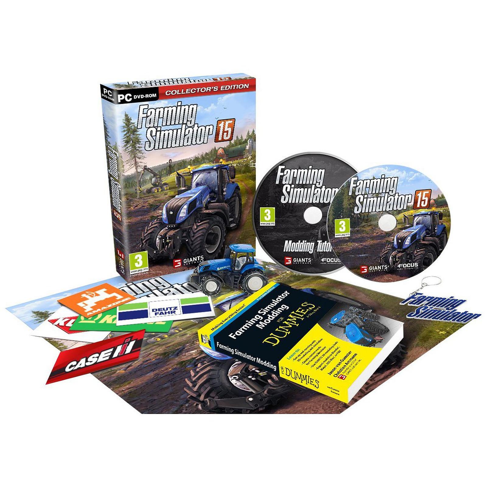 Farming Simulator 15 Edition Collector (PC)