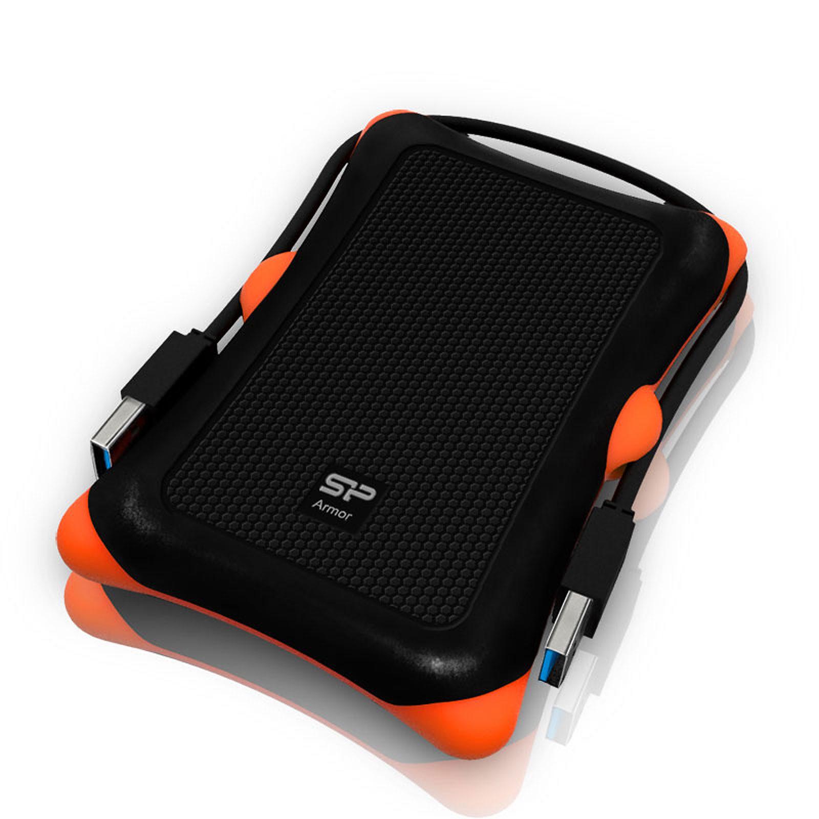 Silicon Power Armor A30 2 TB Negro (USB 3.0)