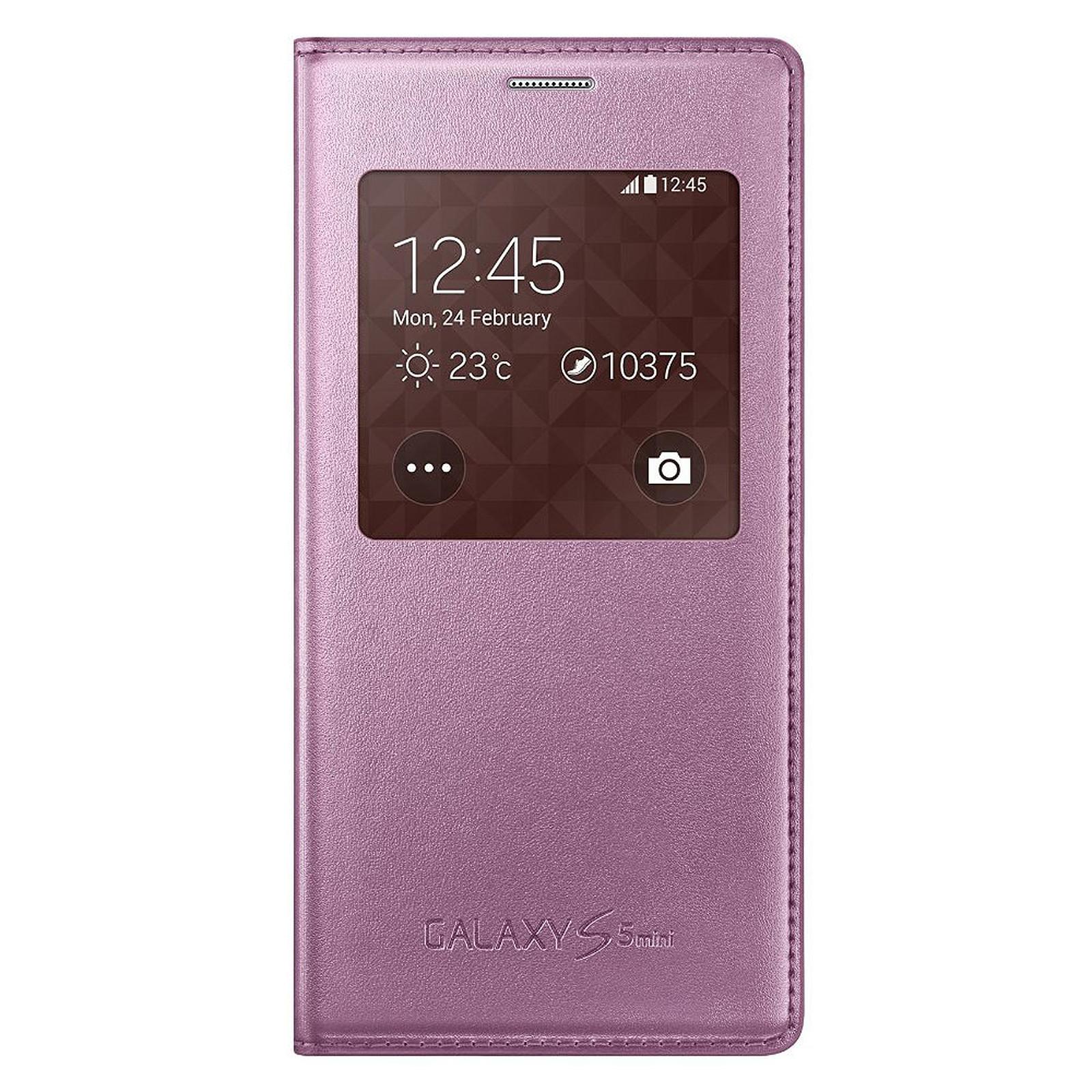 Samsung S-View Rose Samsung Galaxy S5 mini