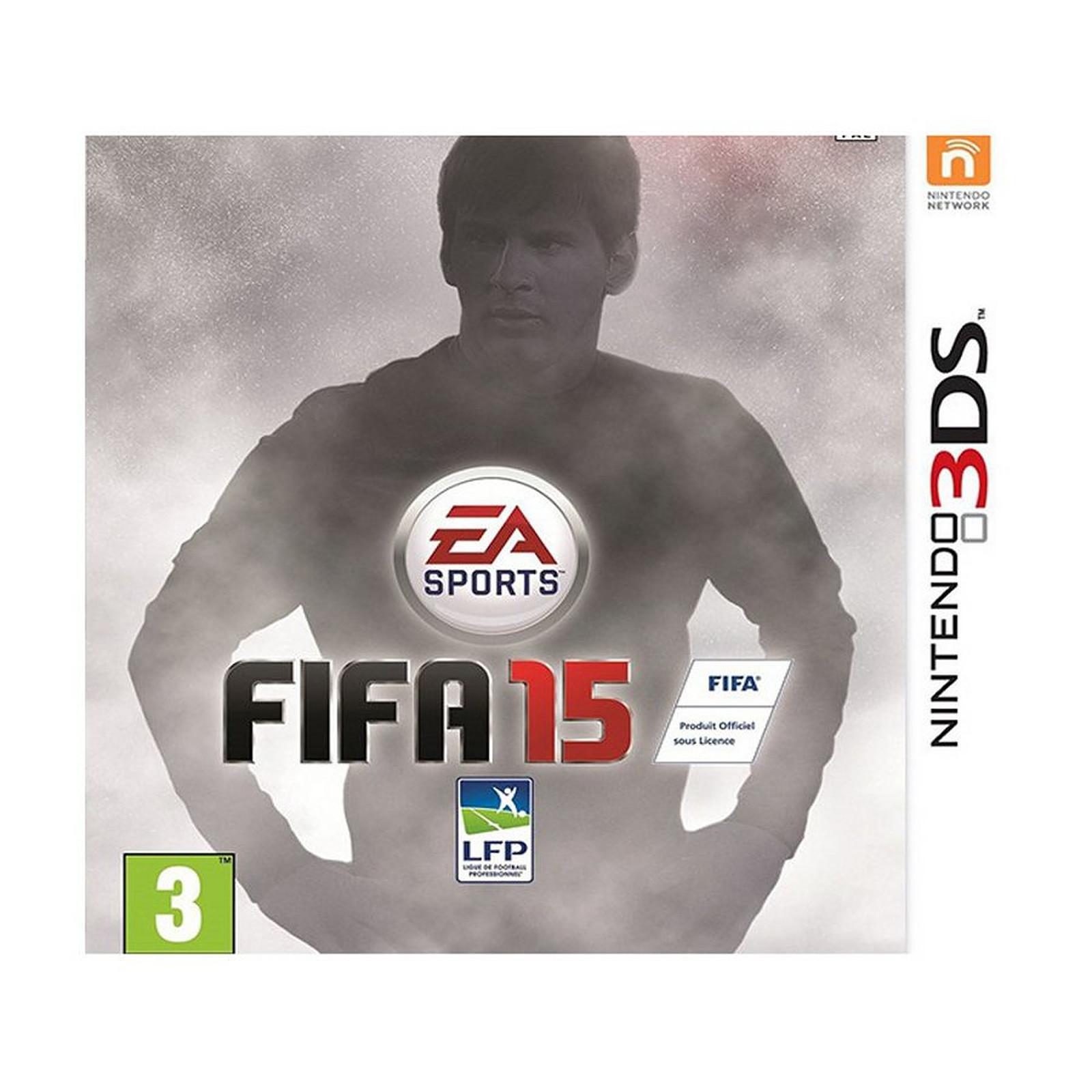 FIFA 15 (Nintendo 3DS/2DS)