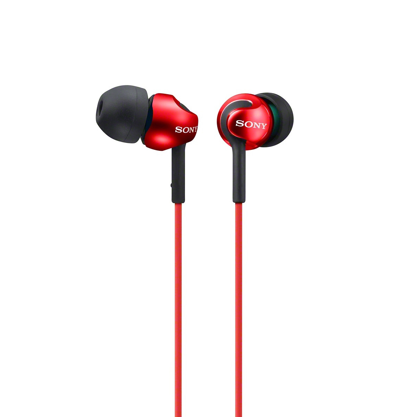 Sony MDR-EX110LP Rouge