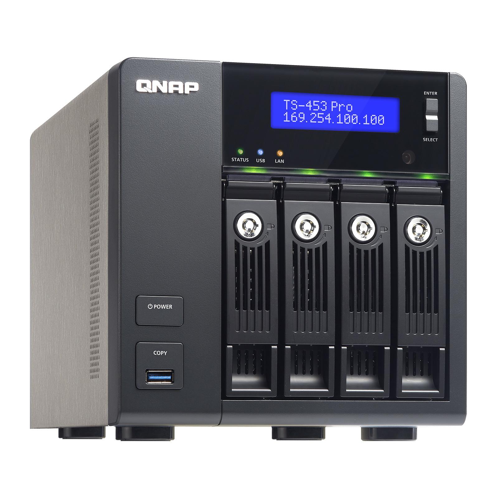 QNAP TS-453 Pro-8G