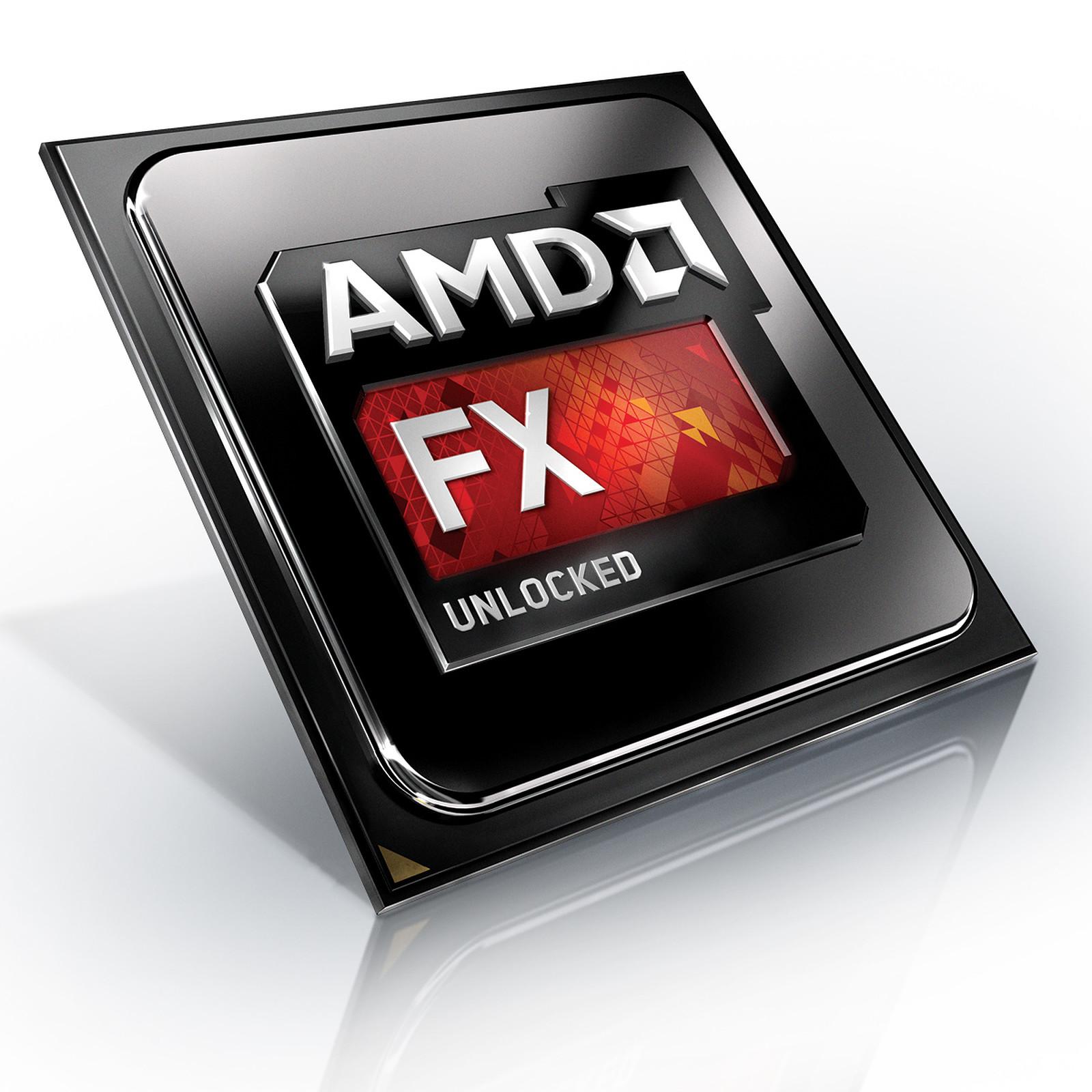 AMD FX 8320E Black Edition (3.2 GHz)