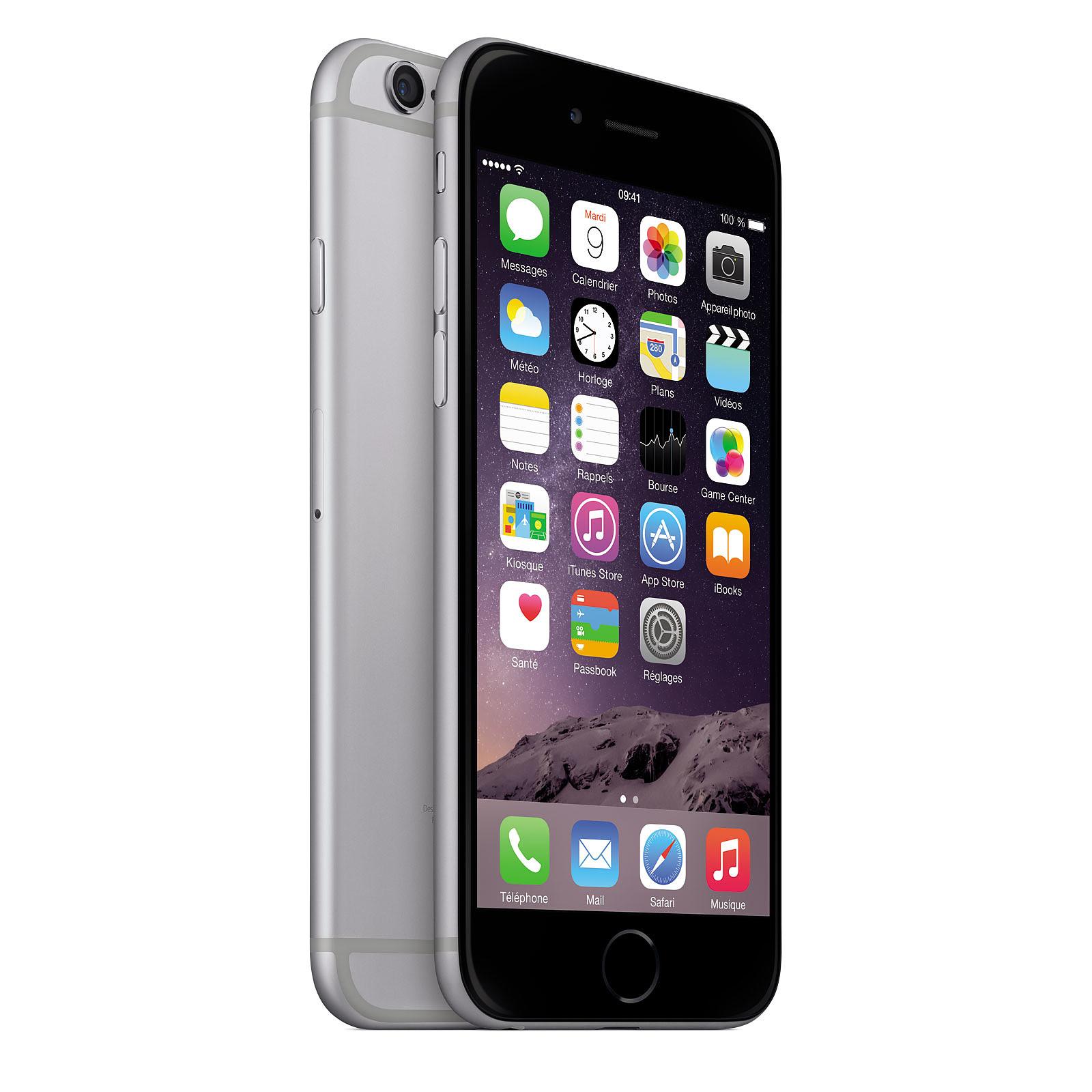 Apple iPhone 6 64 Go Gris Sidéral · Reconditionné