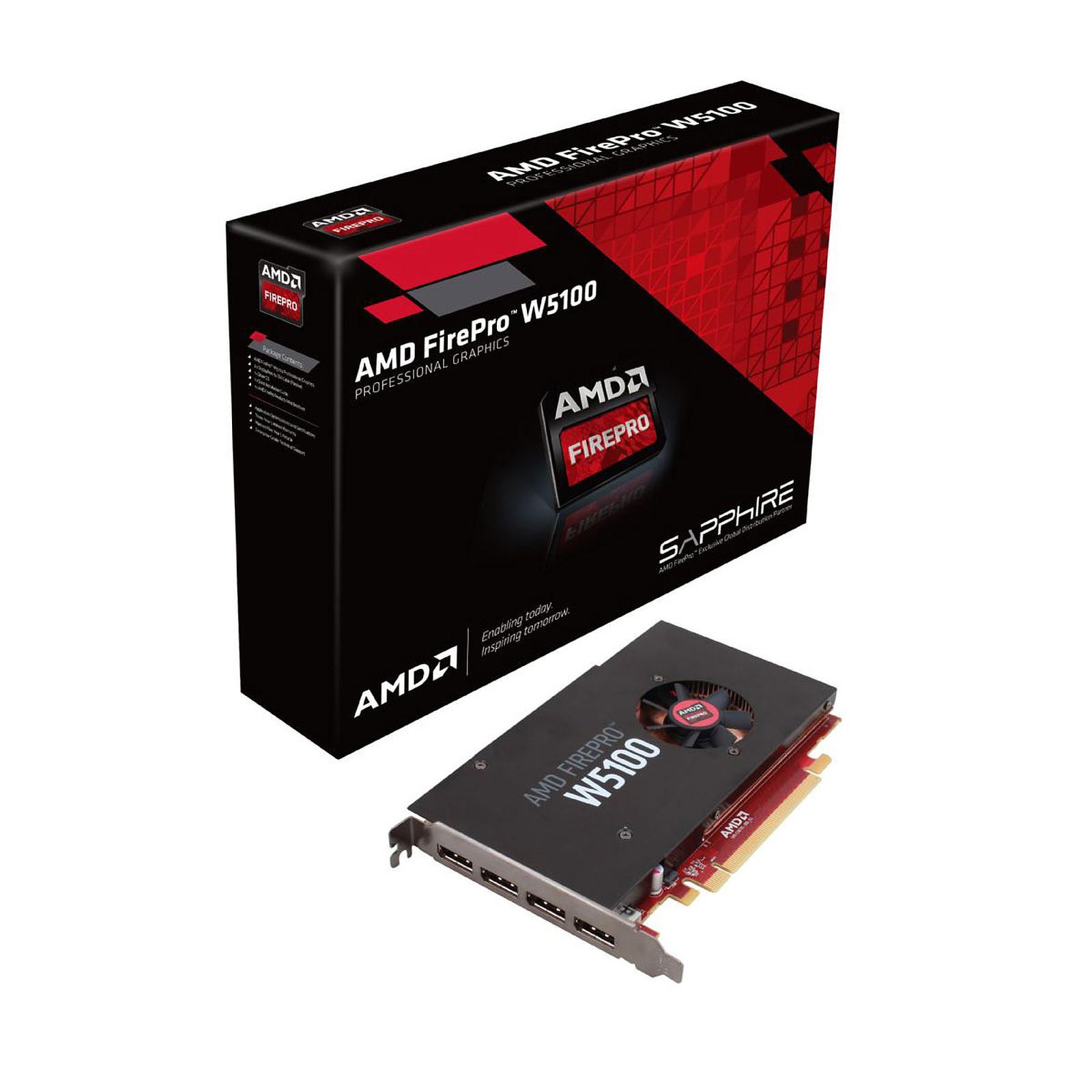 AMD FirePro 5100 4 GB 31004-52-40B