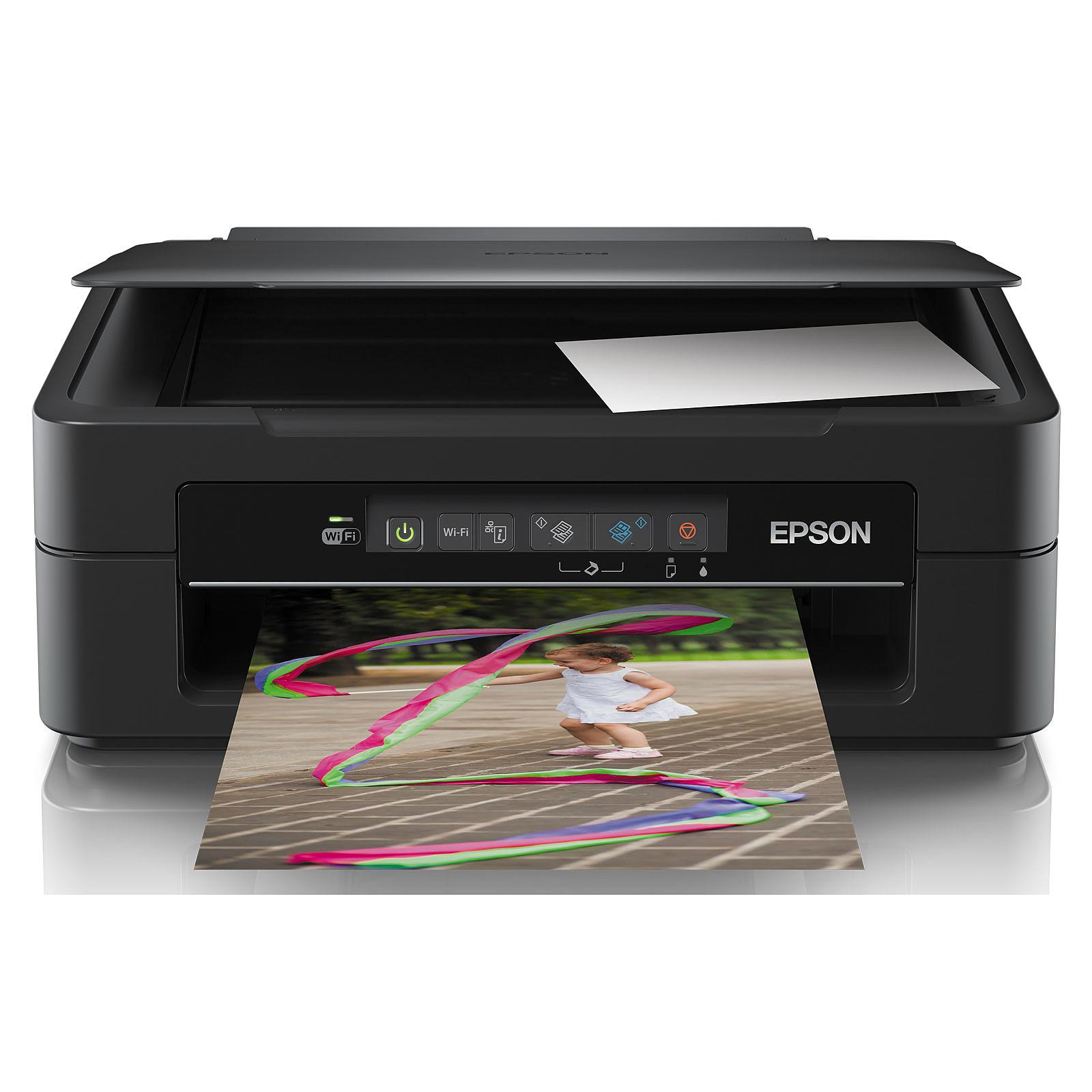 logiciel imprimante epson xp 225