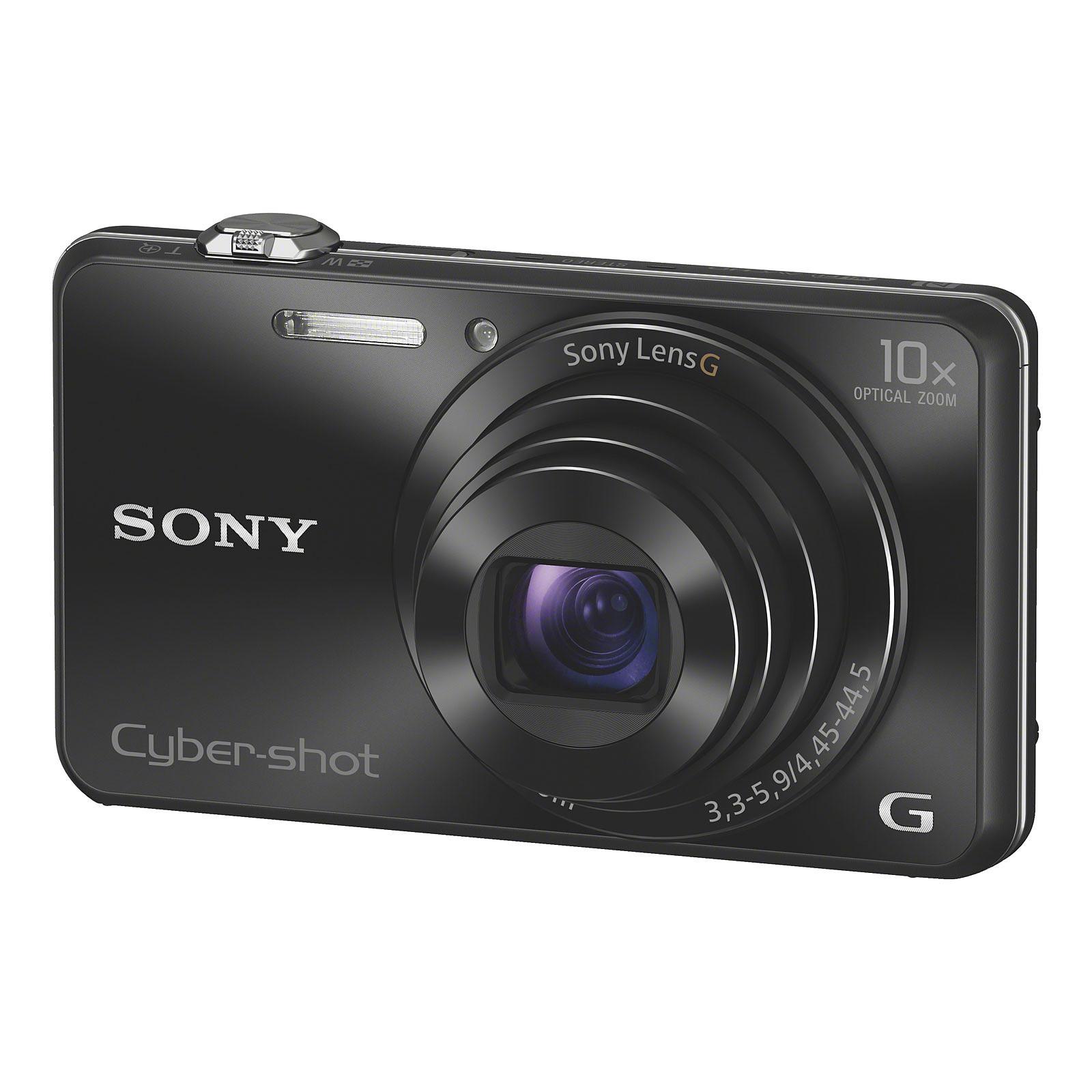 Sony Cyber-shot DSC-WX220 Noir