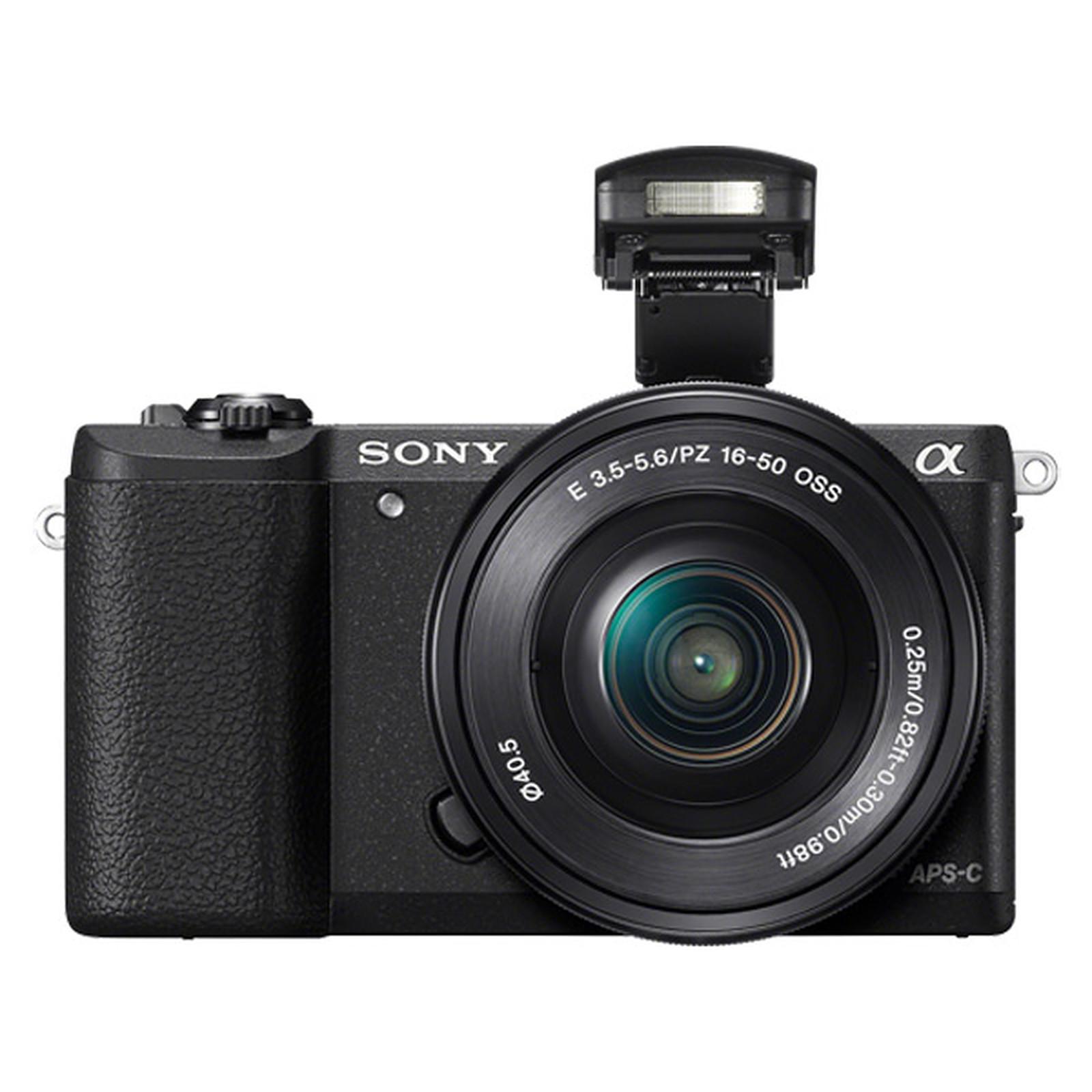 Sony Alpha 5100 + Objectif 16-50 mm Noir