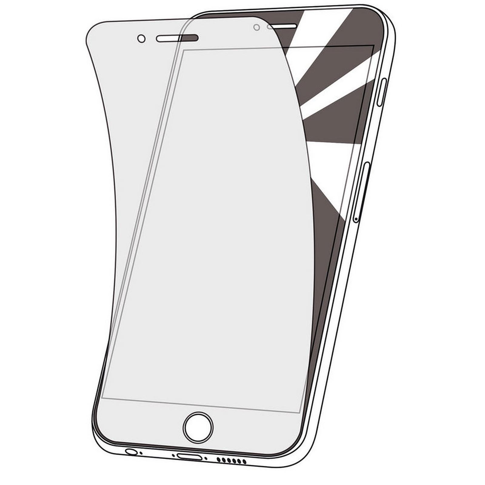 xqisit Film protecteur anti-reflets pour iPhone 6 Plus