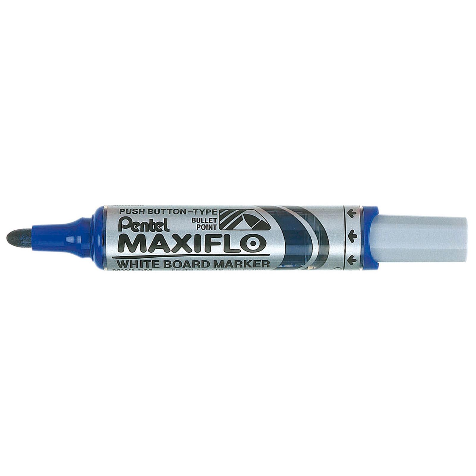 Pentel Maxiflo MWL5M Bleu