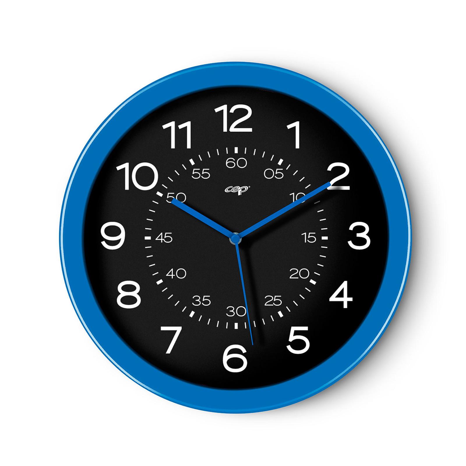 CEP CepPro Gloss Horloge analogique Bleu Océan