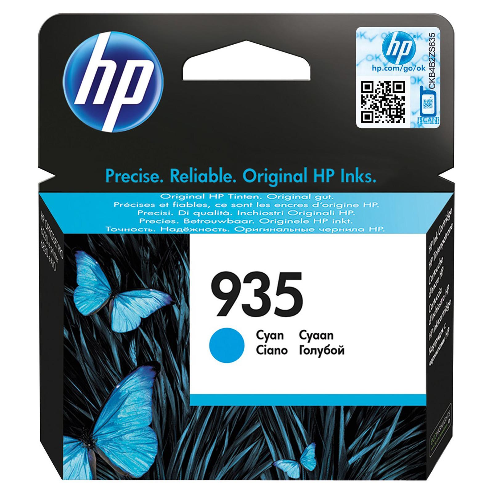 HP 935 Cyan (C2P20AE)