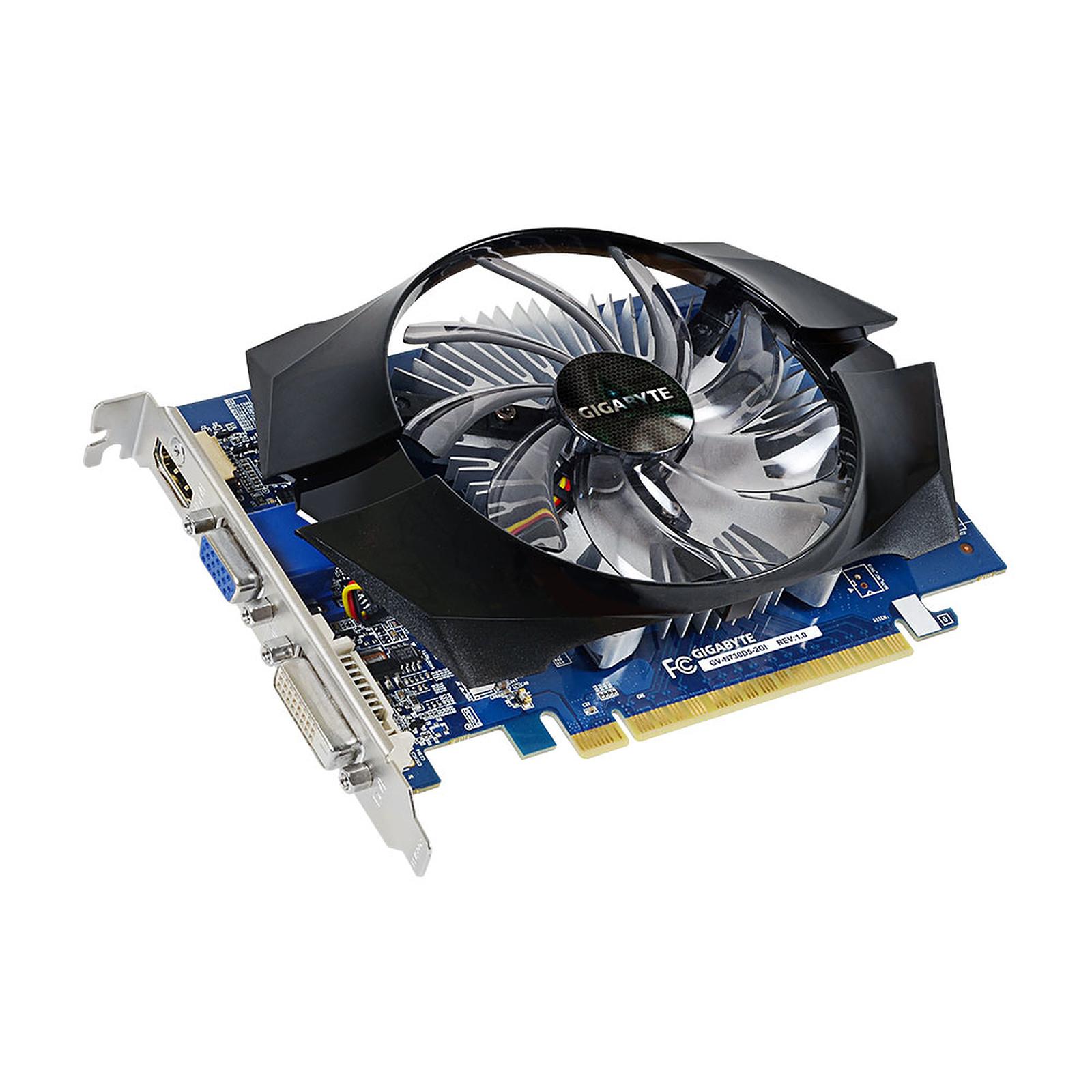 GALAX <b>GEFORCE</b> <b>GT</b> <b>730</b> 2GB GDDR5 - Graphics Card