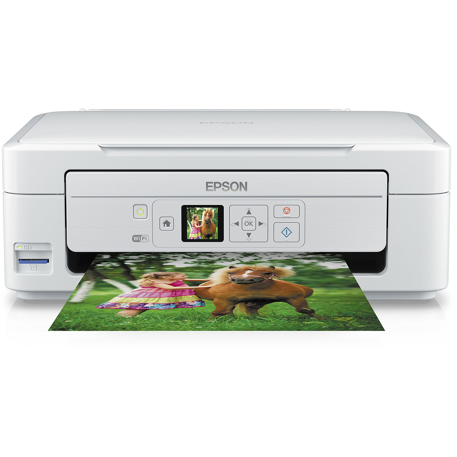 Epson Expression Home XP-325 Blanc