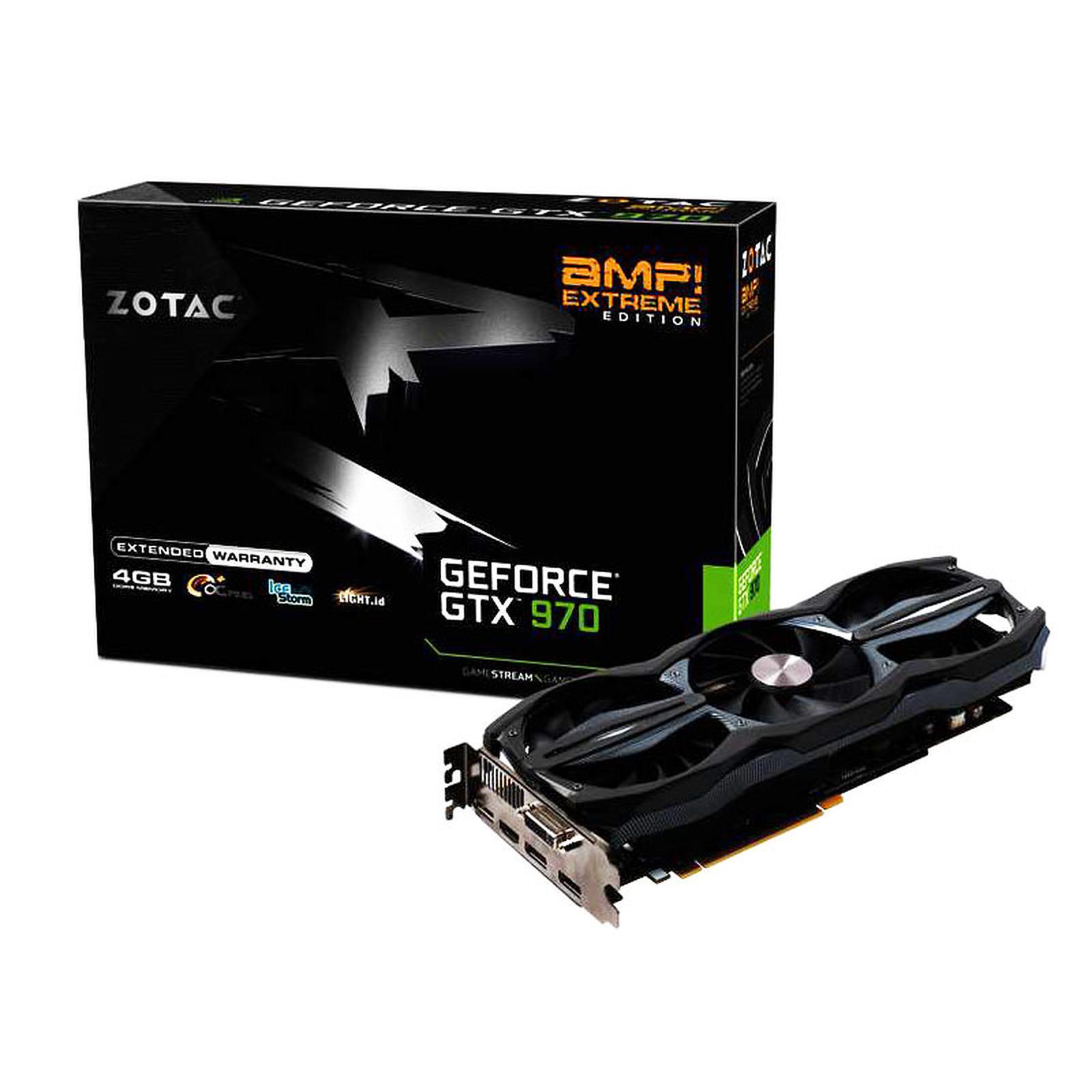 ZOTAC GeForce GTX 970 AMP! Extreme Edition 4 GB