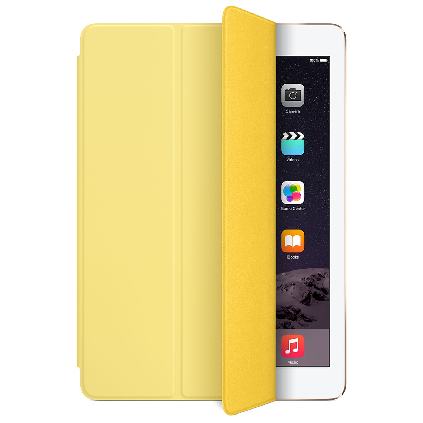 Apple iPad Air Smart Cover Jaune