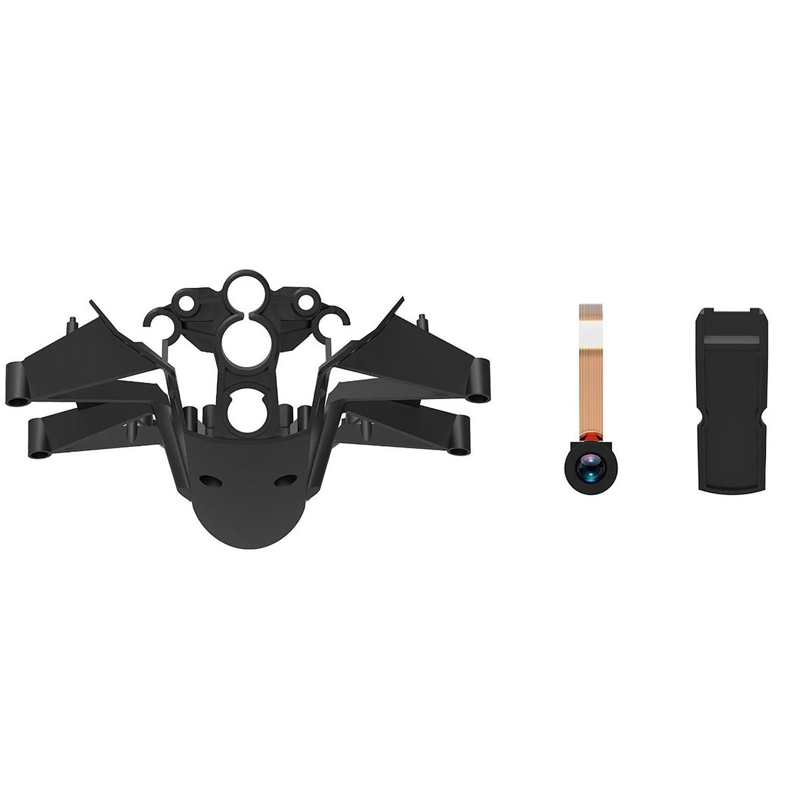 Parrot Caméra et structure pour MiniDrone Jumping Sumo Noir