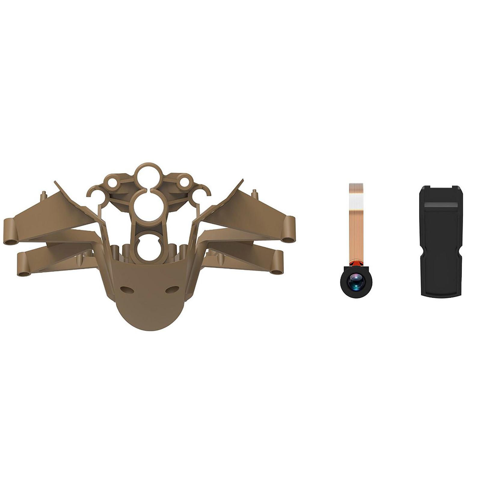 Parrot Caméra et structure pour MiniDrone Jumping Sumo Kaki