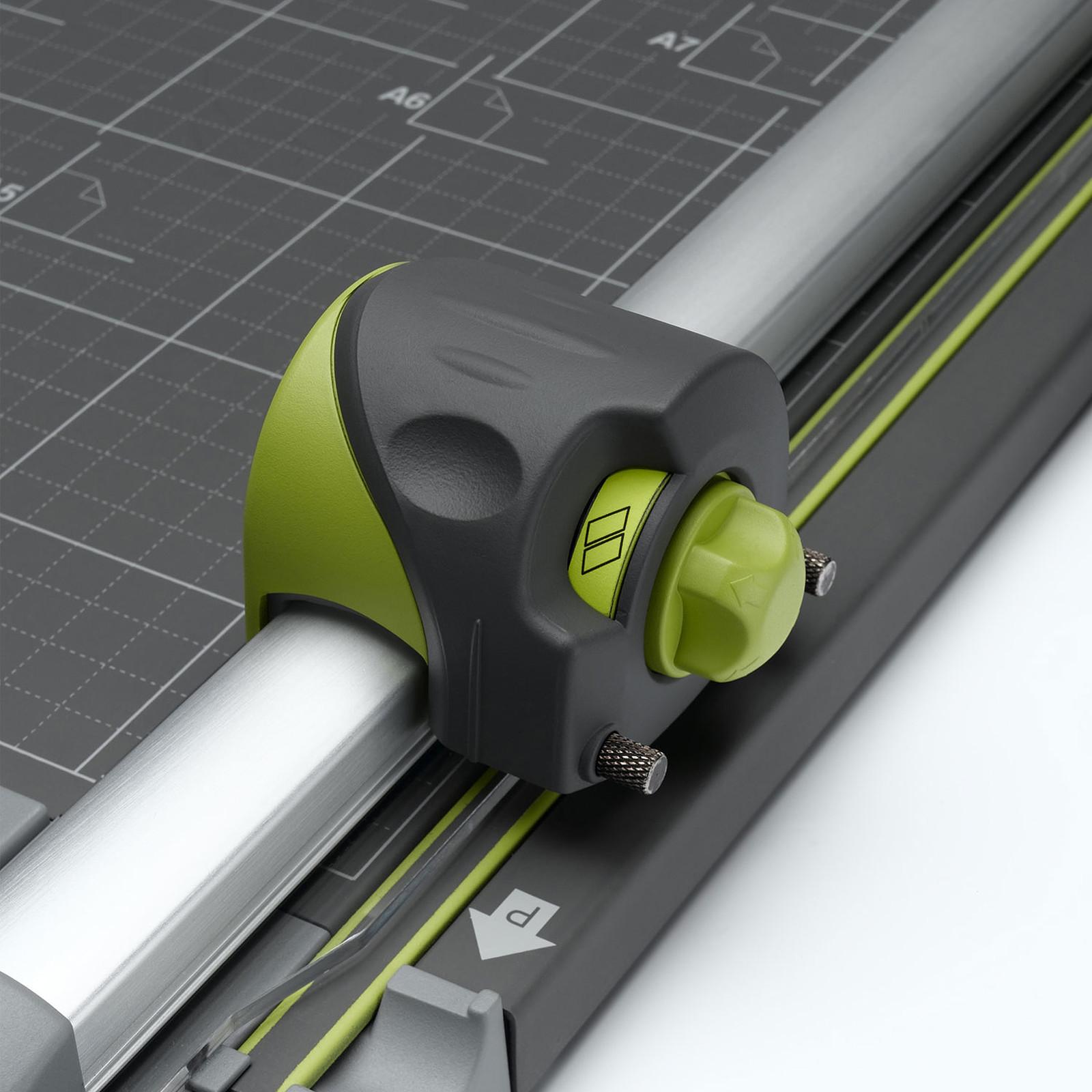 Rexel Coupeuse SmartCut A445 4 En 1 A3 Broyeur Massicot