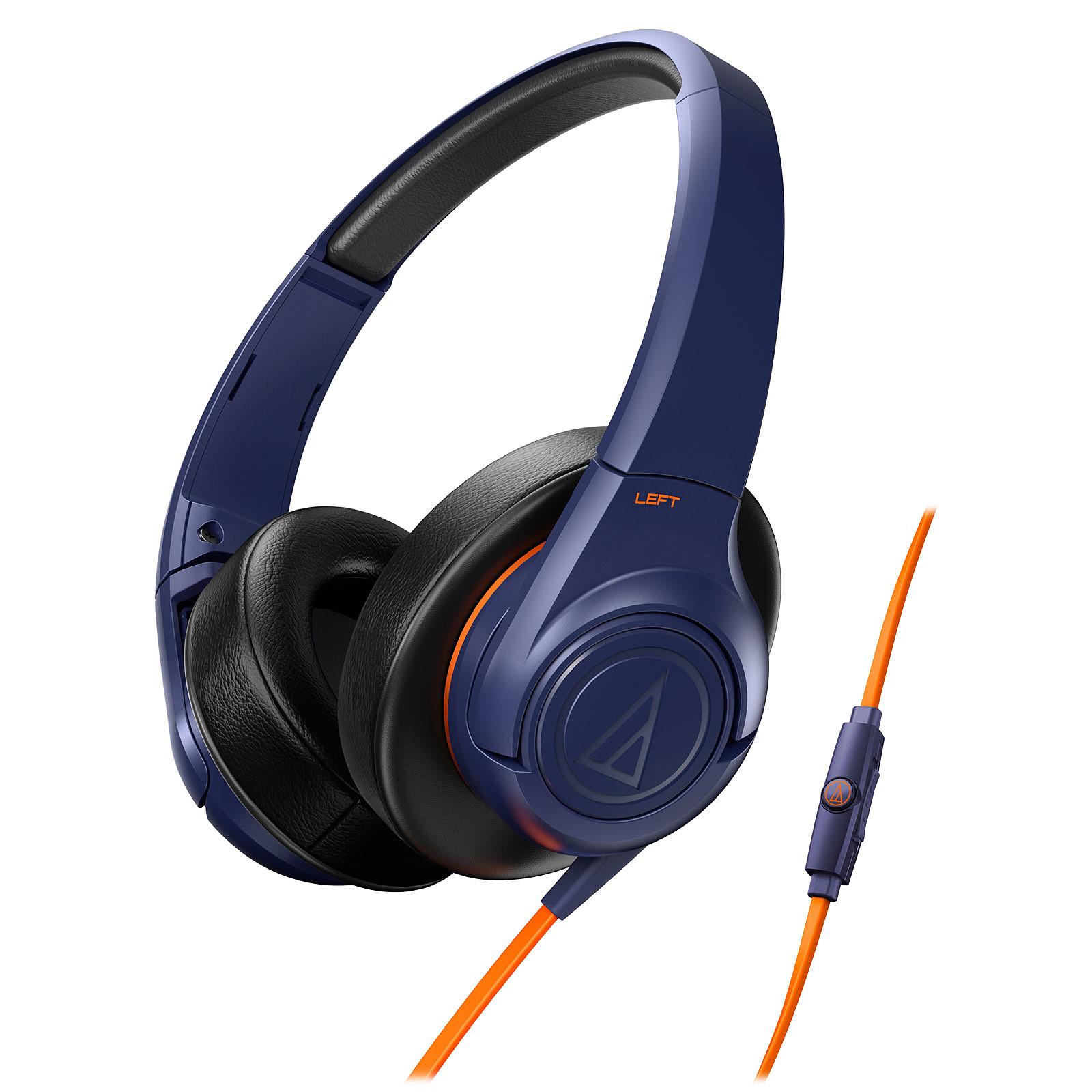 Audio-Technica ATH-AX3IS Navy