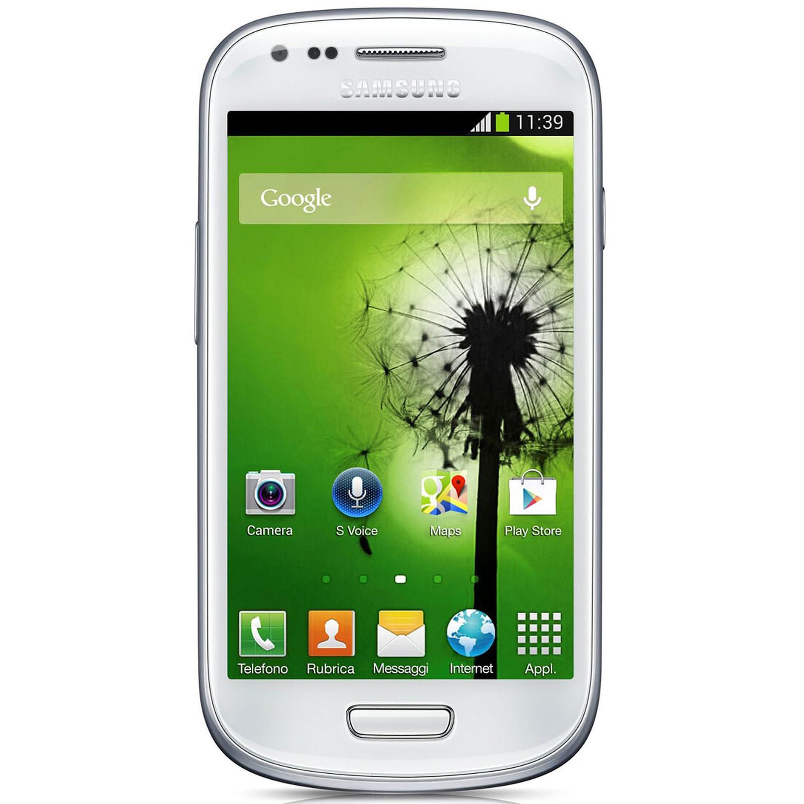 Samsung Galaxy SIII Mini Value Edition GT-I8200 Blanc 8 Go