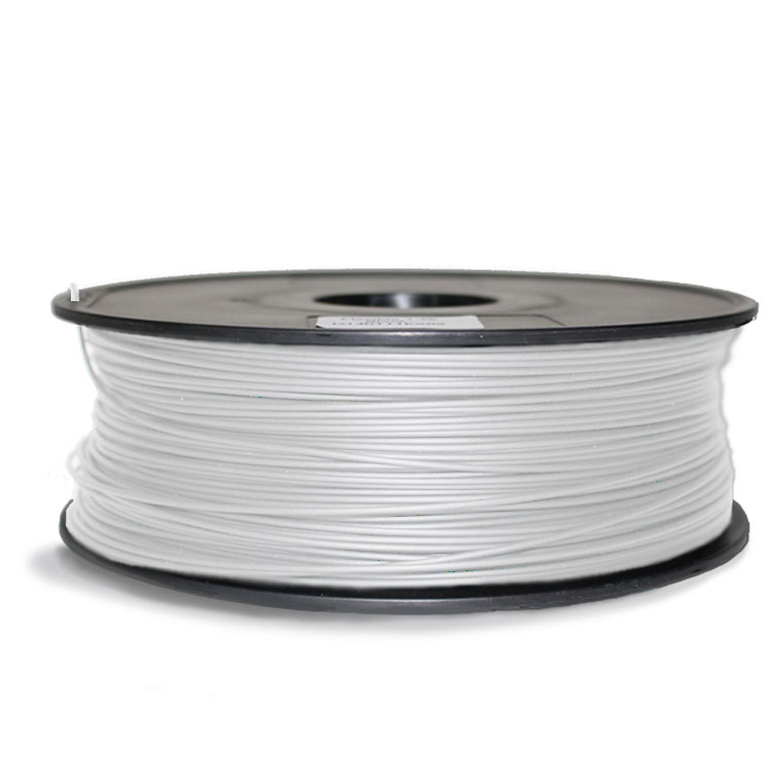 PP3DP Filament ABS UP! 700g pour imprimante 3D - Blanc