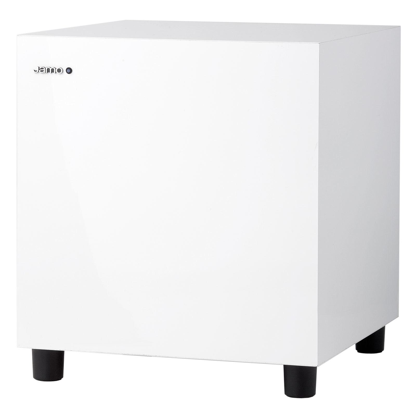 Jamo SUB 210 High Gloss White