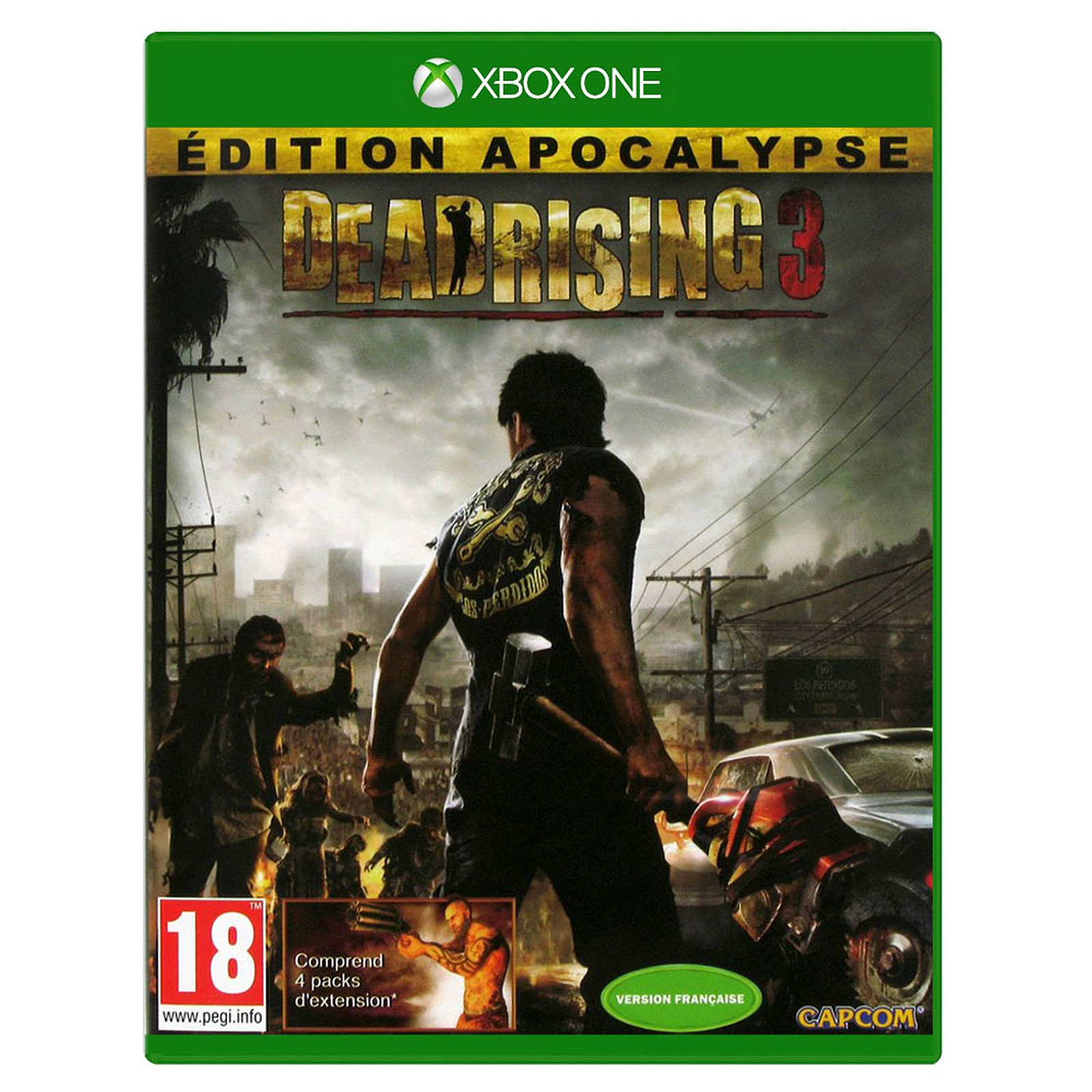 Dead Rising 3 launching as Apocalypse Edition on …