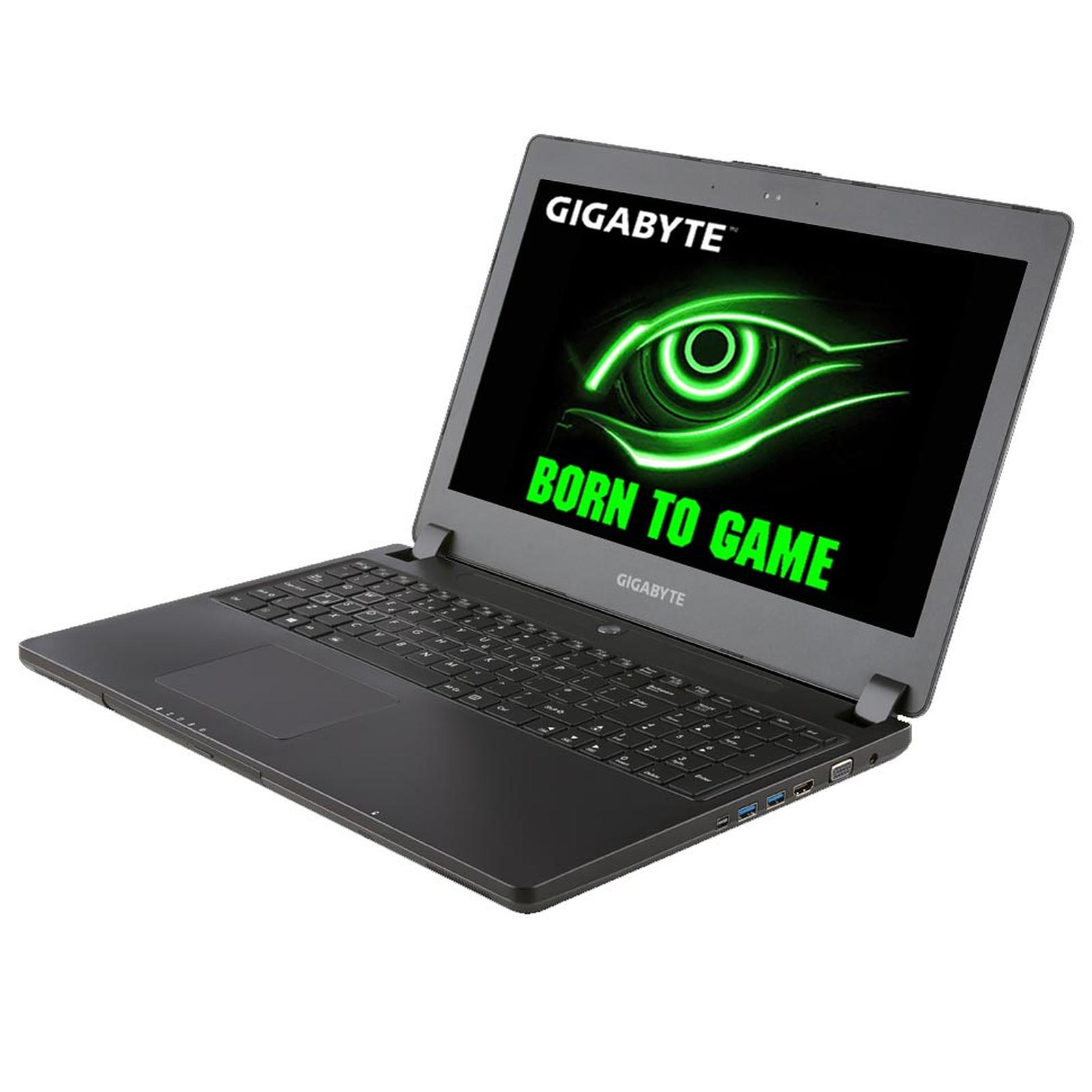 Gigabyte P35W v2 (128Go+1To/W8)